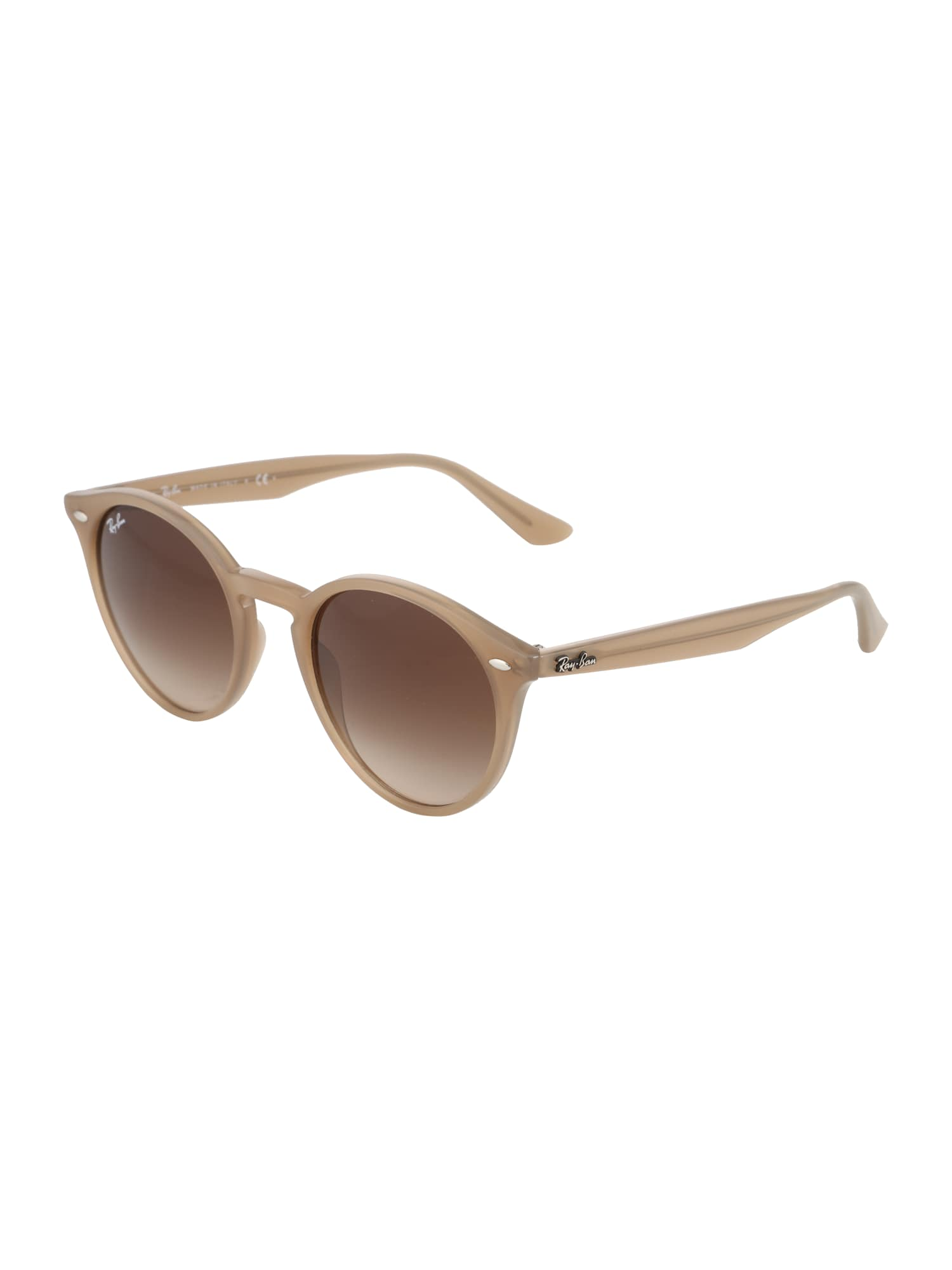 Ray-Ban RB2180 616613 - zonnebril - Turtledove/Brown Gradient - 51mm