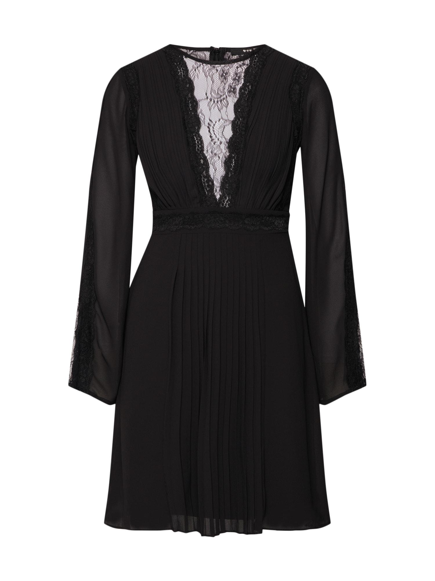 Šaty černá TFNC