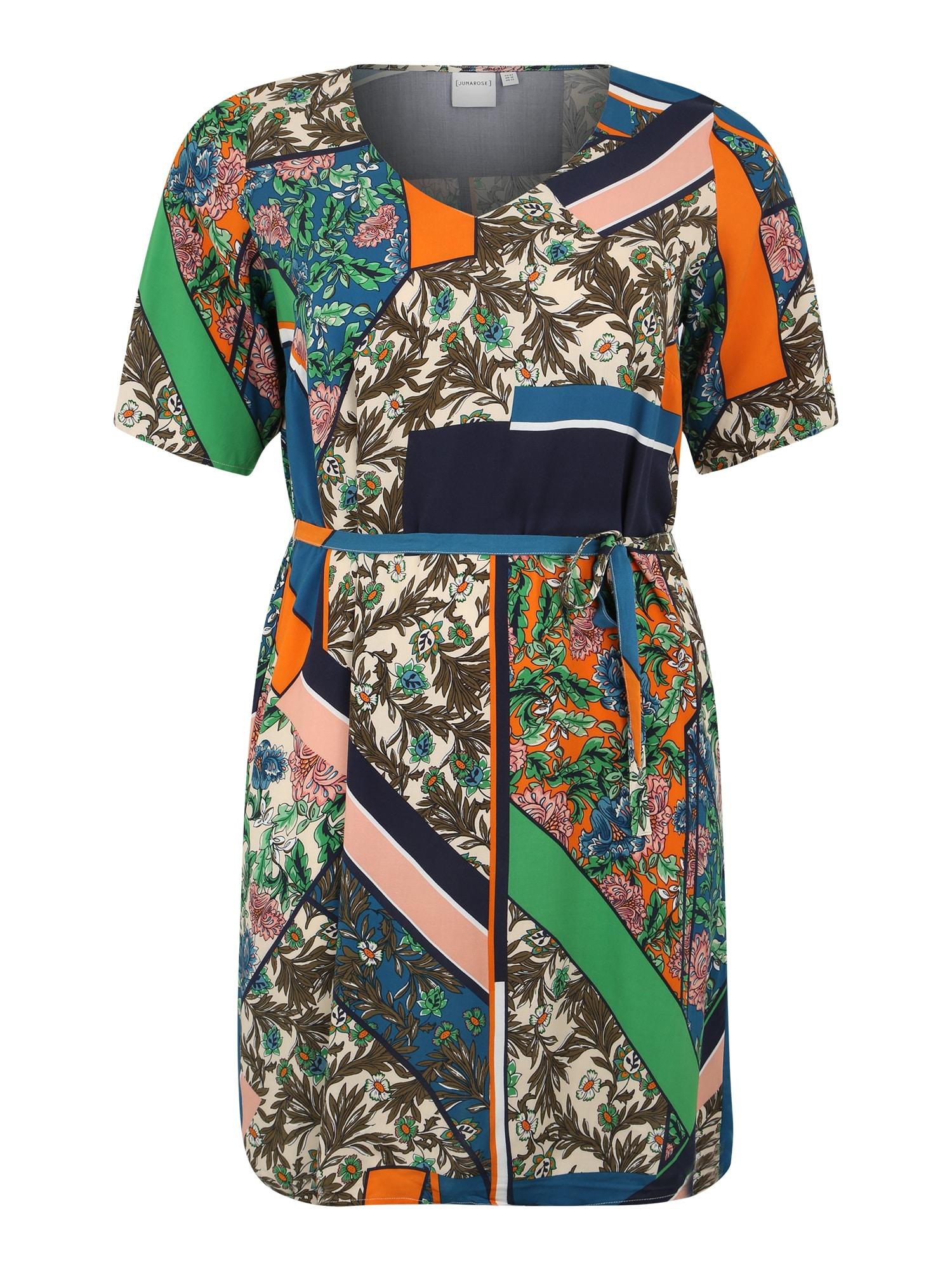 Šaty mix barev Junarose