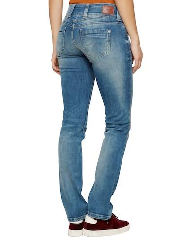 #Pepe #Jeans #Damen #´GEN´ #Denim #blau