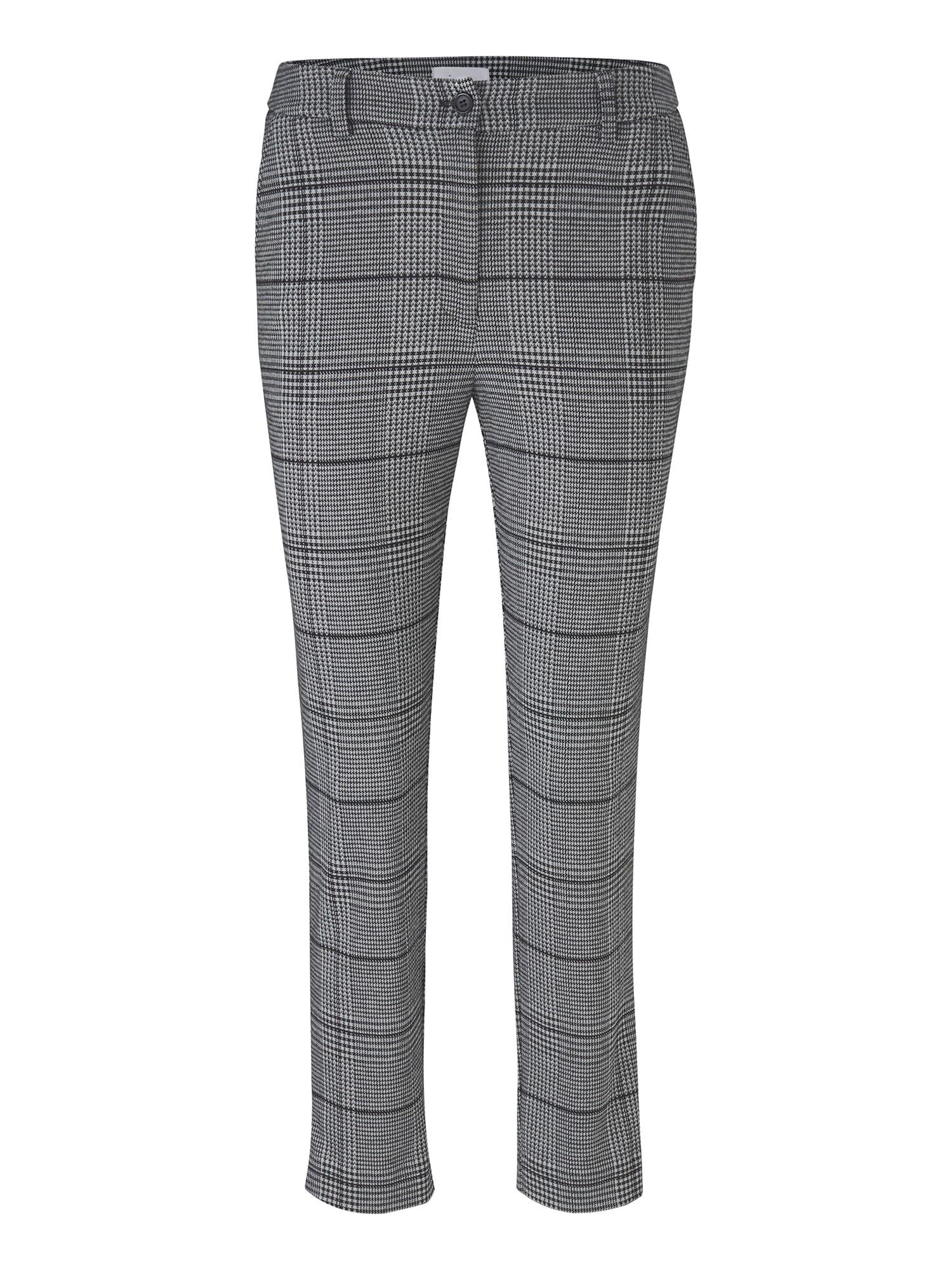 Stifthose | Bekleidung > Hosen | Grau - Schwarz - Silber - Weiß | heine