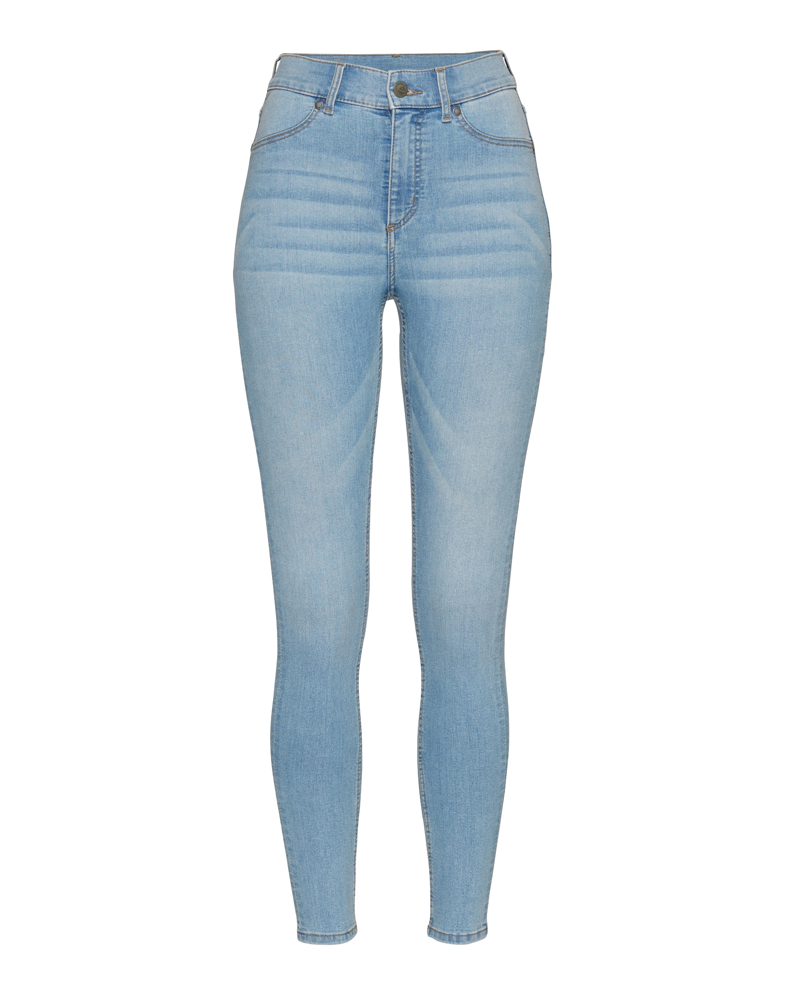 CHEAP MONDAY Dames Jeans lichtblauw