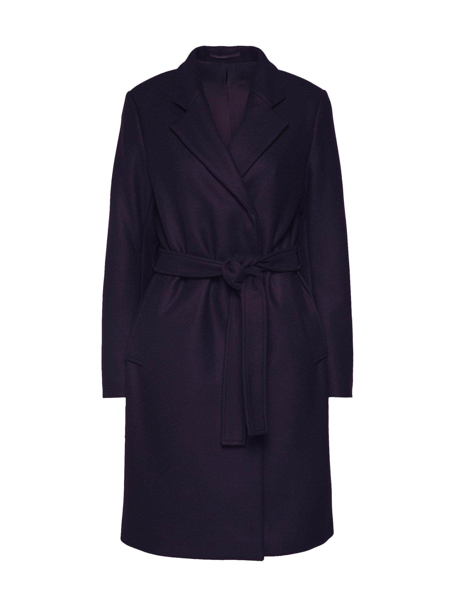Zimní kabát Eden černá Filippa K