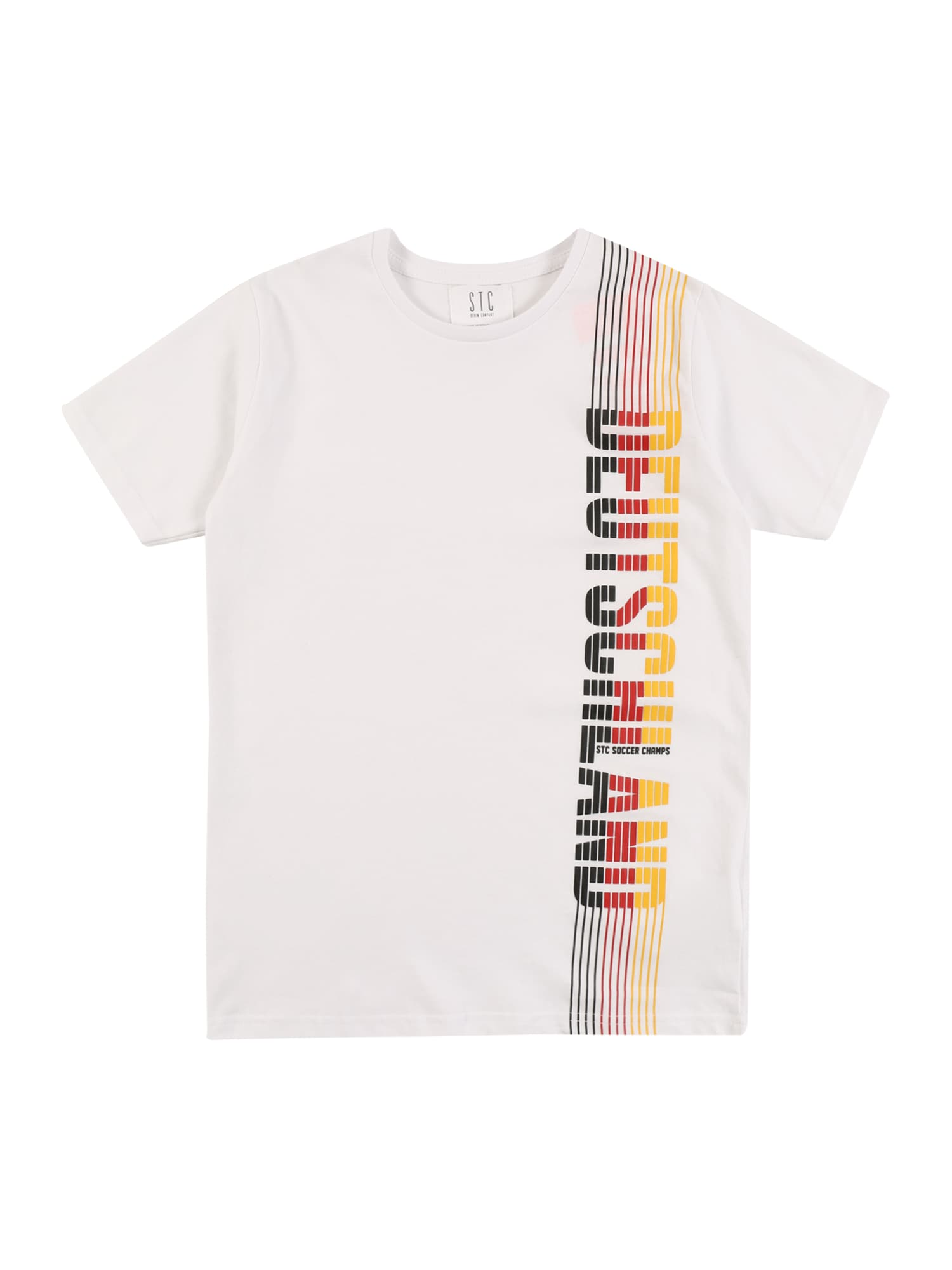 STACCATO Tričko  bílá