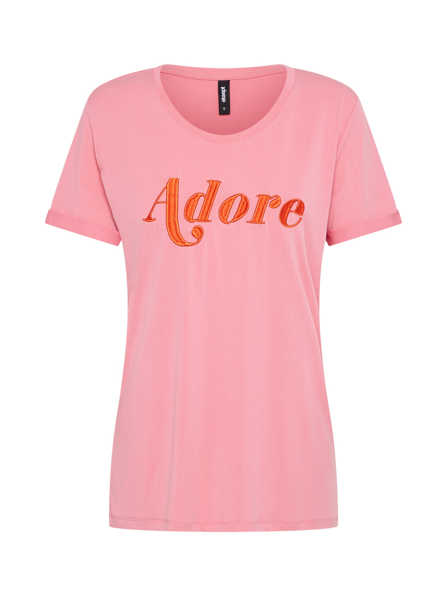 Tričko ADORE pink Eksept