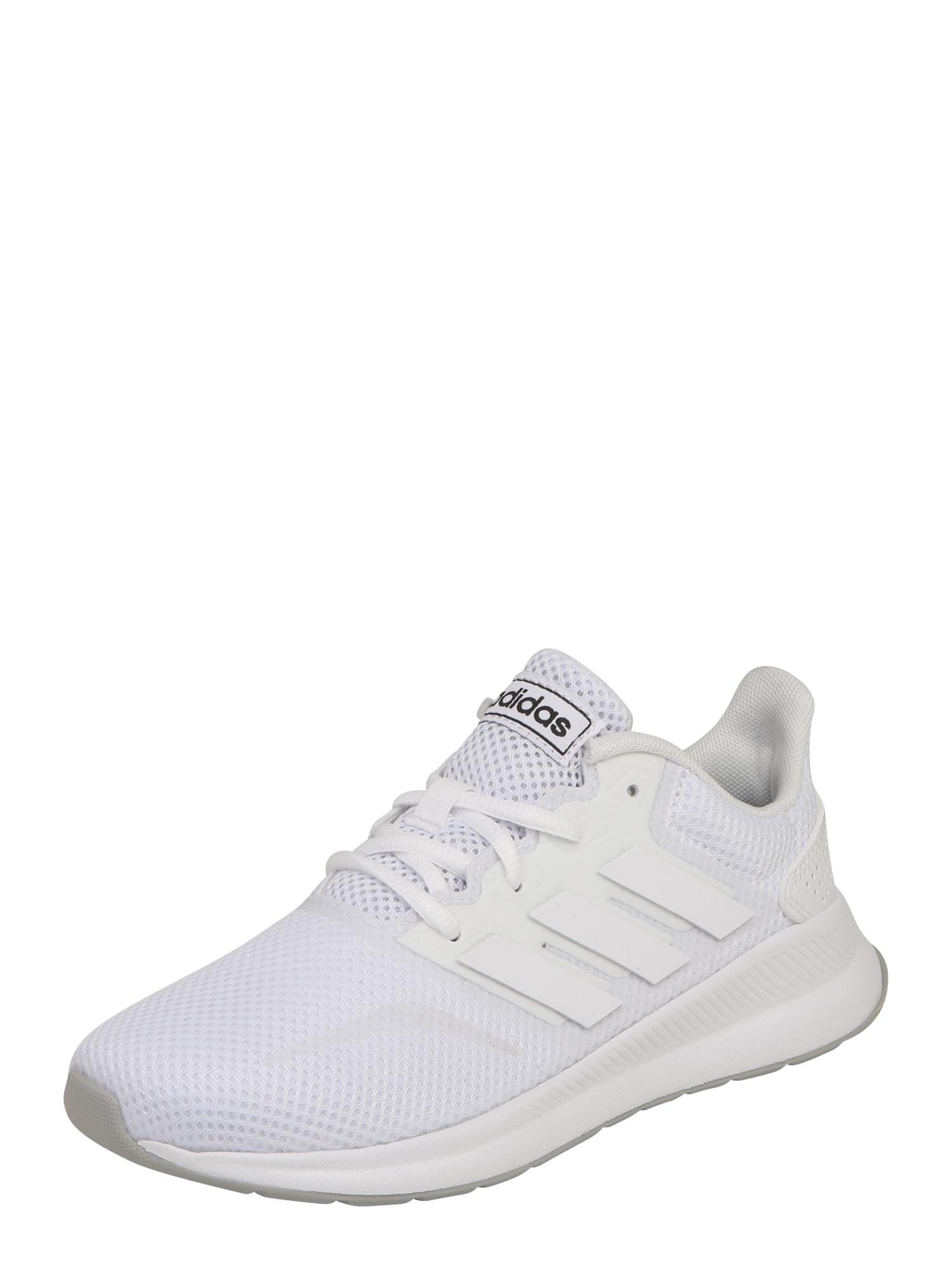 Sportovní boty RUNFALCON K bílá ADIDAS PERFORMANCE