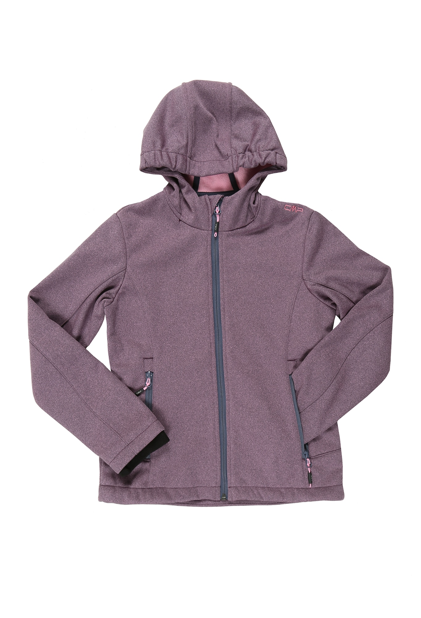 Outdoorová bunda světle fialová CMP