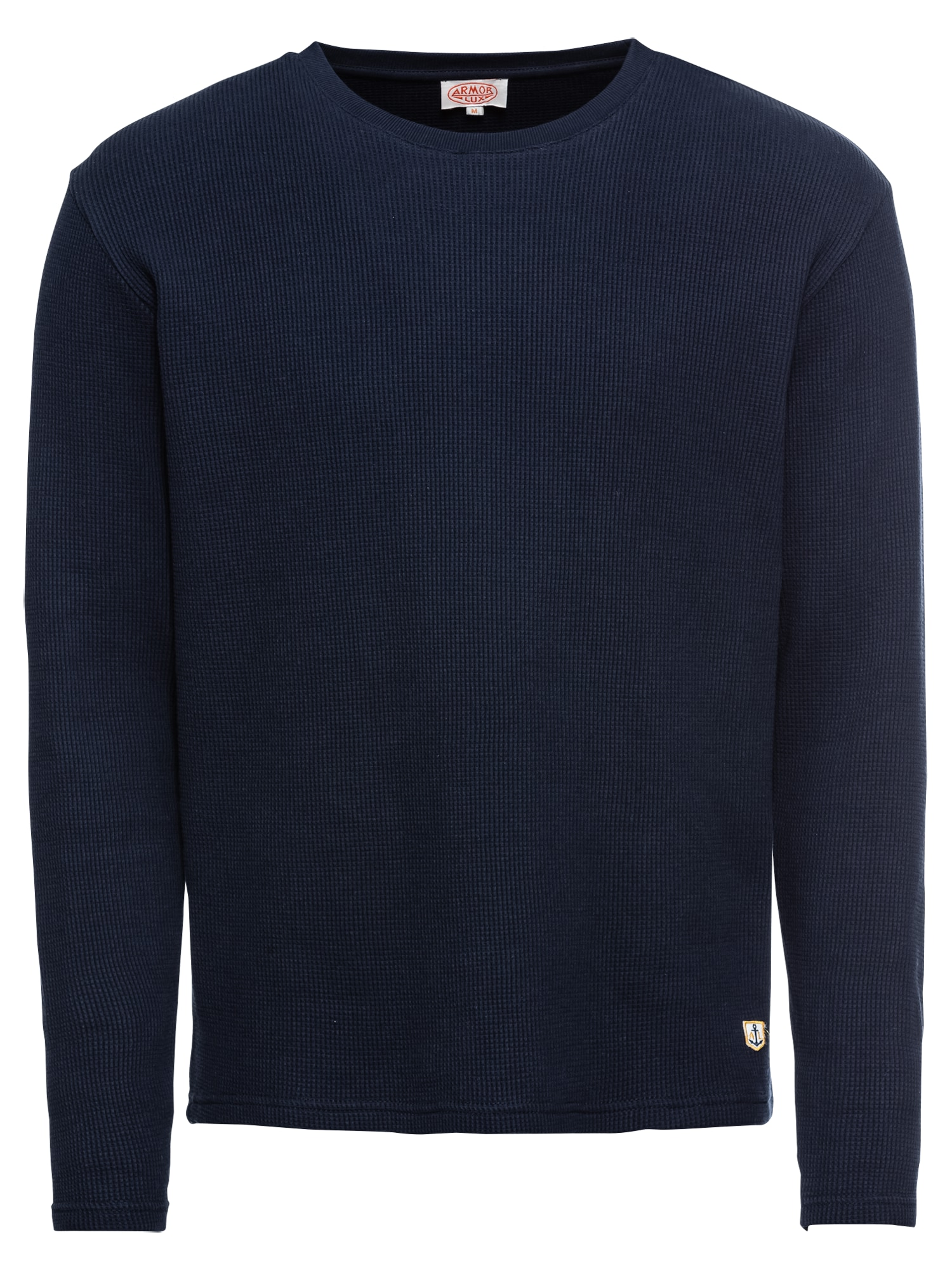Svetr T-Shirt ML Héritage námořnická modř Armor Lux