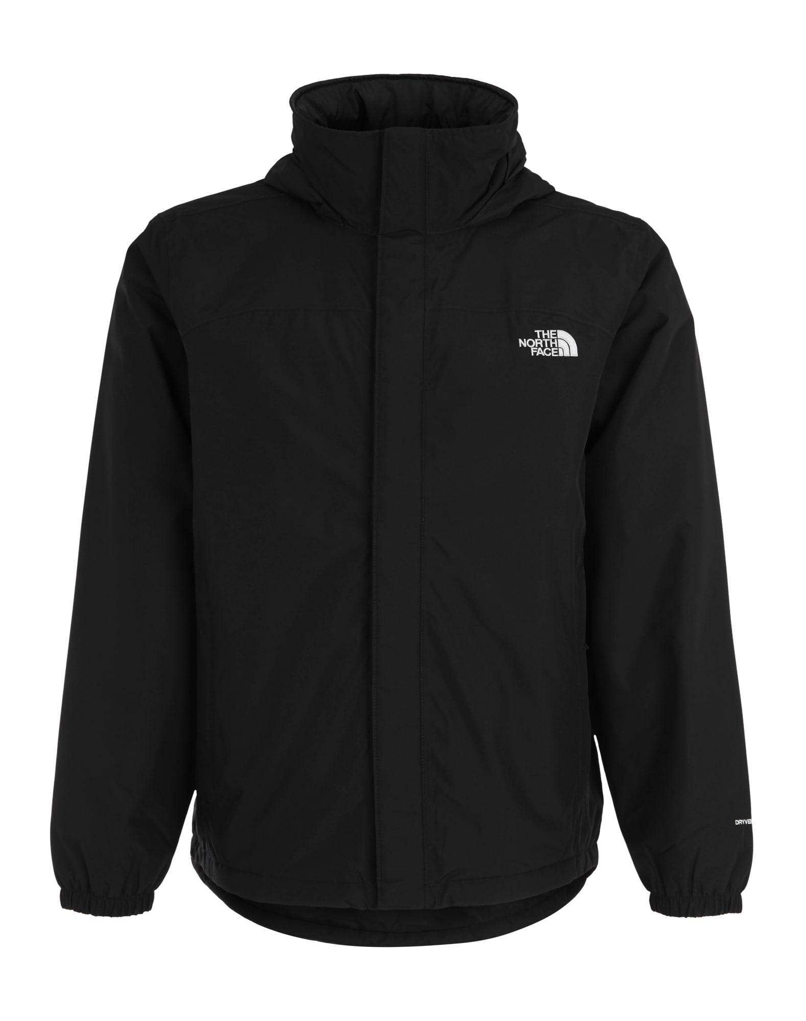 Outdoorová bunda Resolve černá THE NORTH FACE