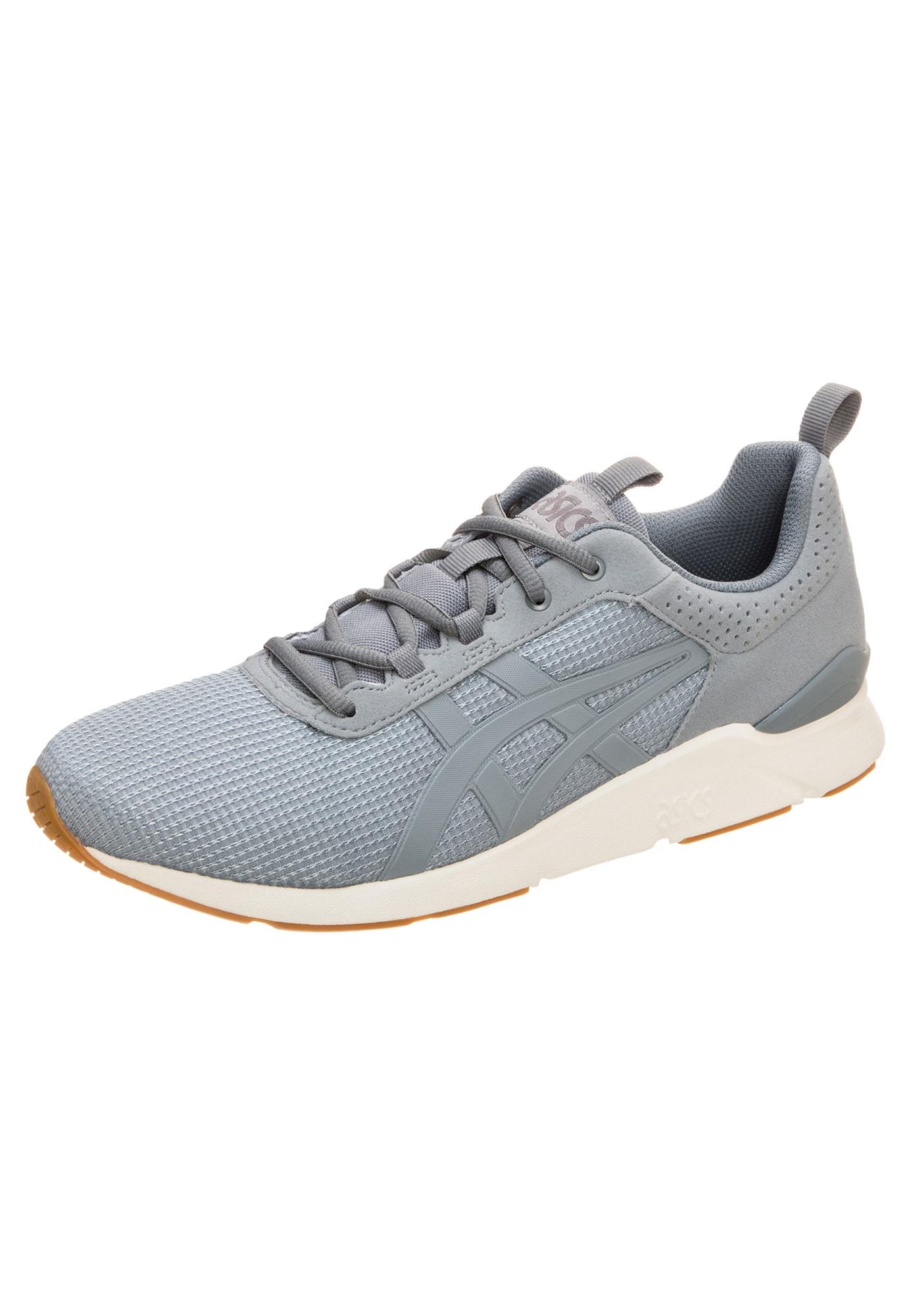 Asics Tiger, Heren Sneakers laag 'Gel-Lyte Runner', grijs / wit