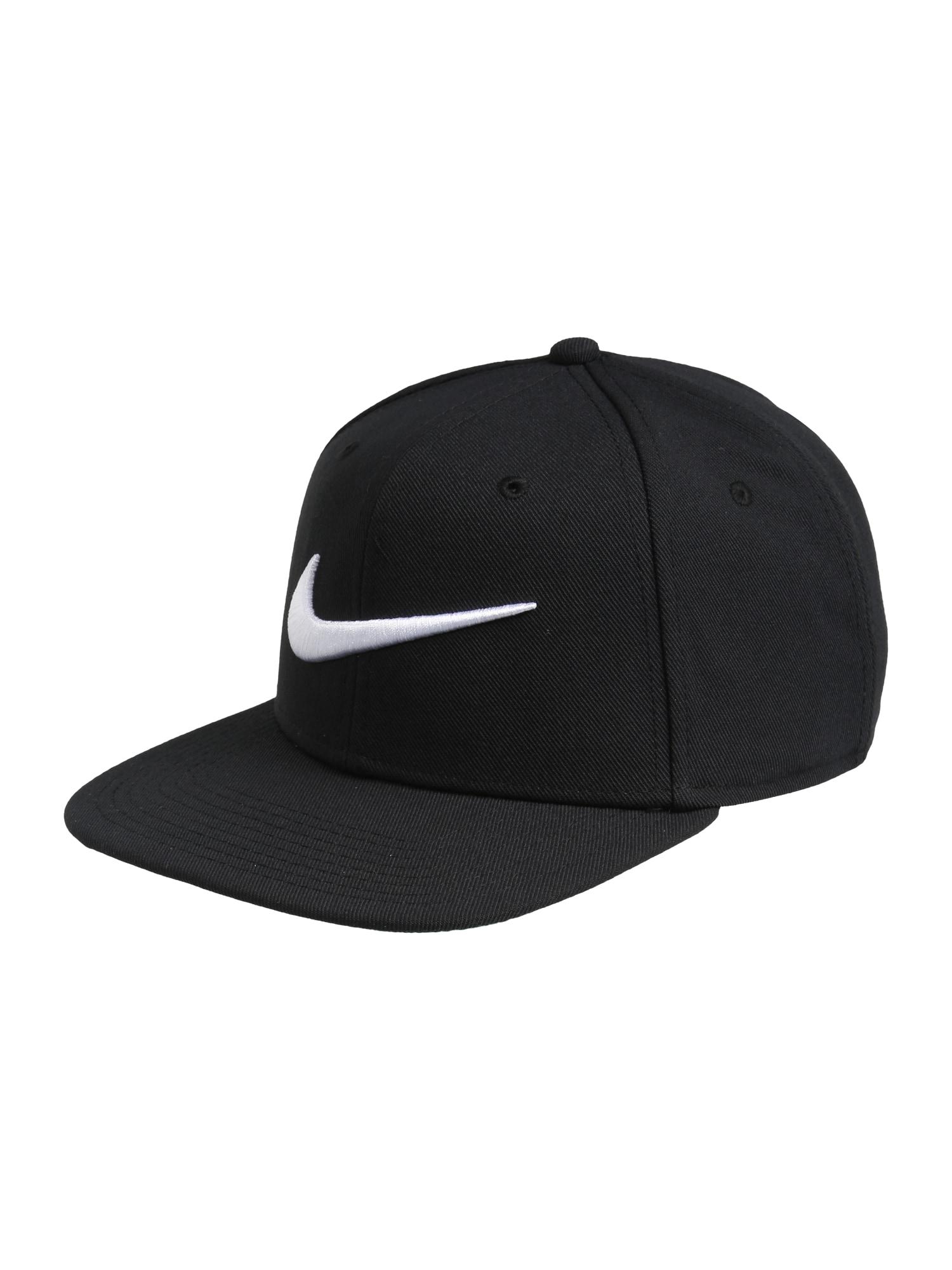 Kšiltovka PRO SWOOSH CLASSIC černá bílá Nike Sportswear