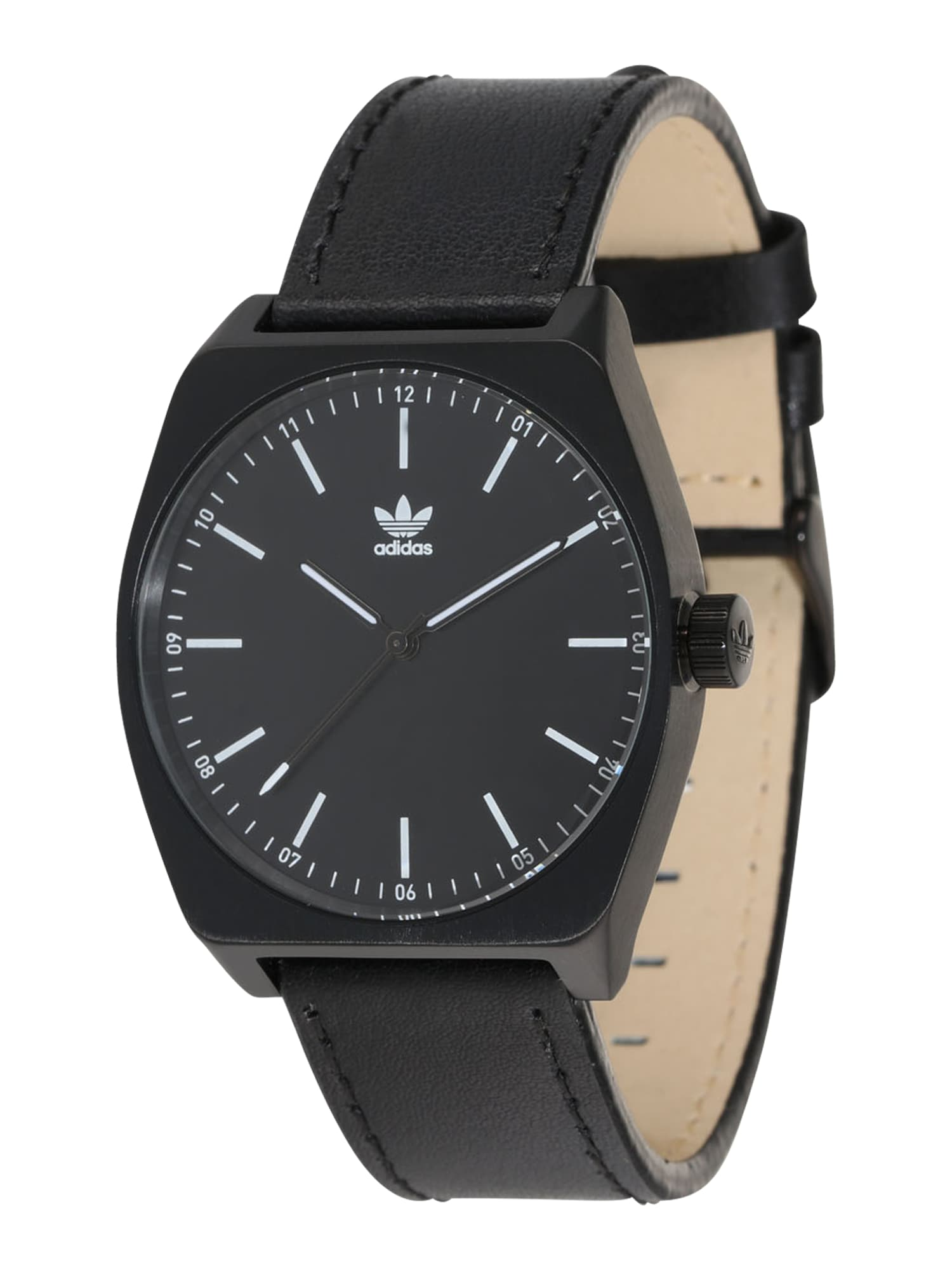 ADIDAS ORIGINALS, Heren Analoog horloge 'Process_L1', zwart