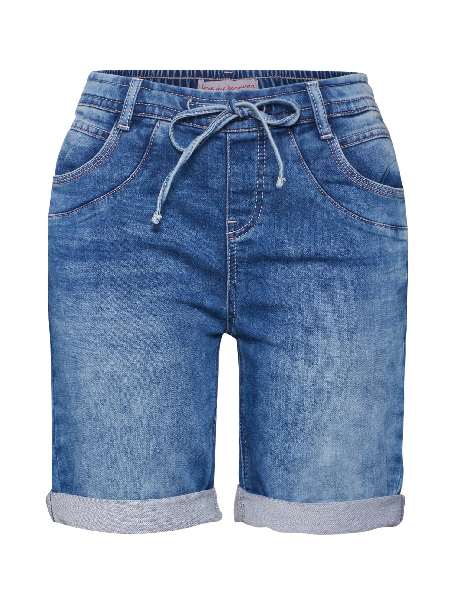 Bermuda 'Bonny' | Bekleidung > Jeans > Shorts & Bermudas | STREET ONE