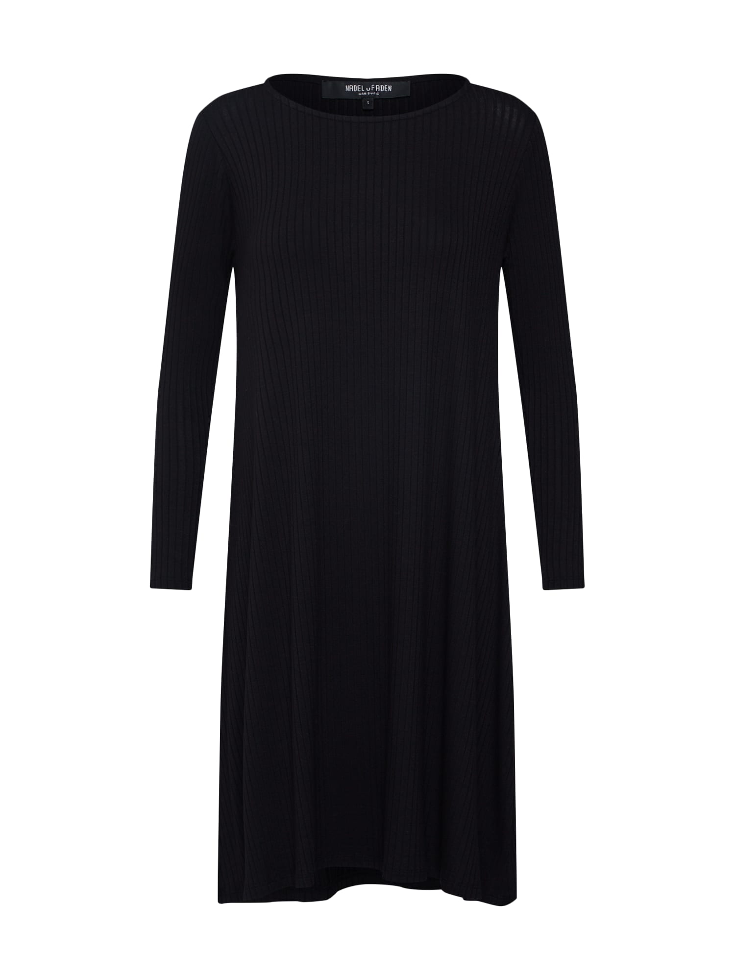 Šaty černá NADEL U FADEN