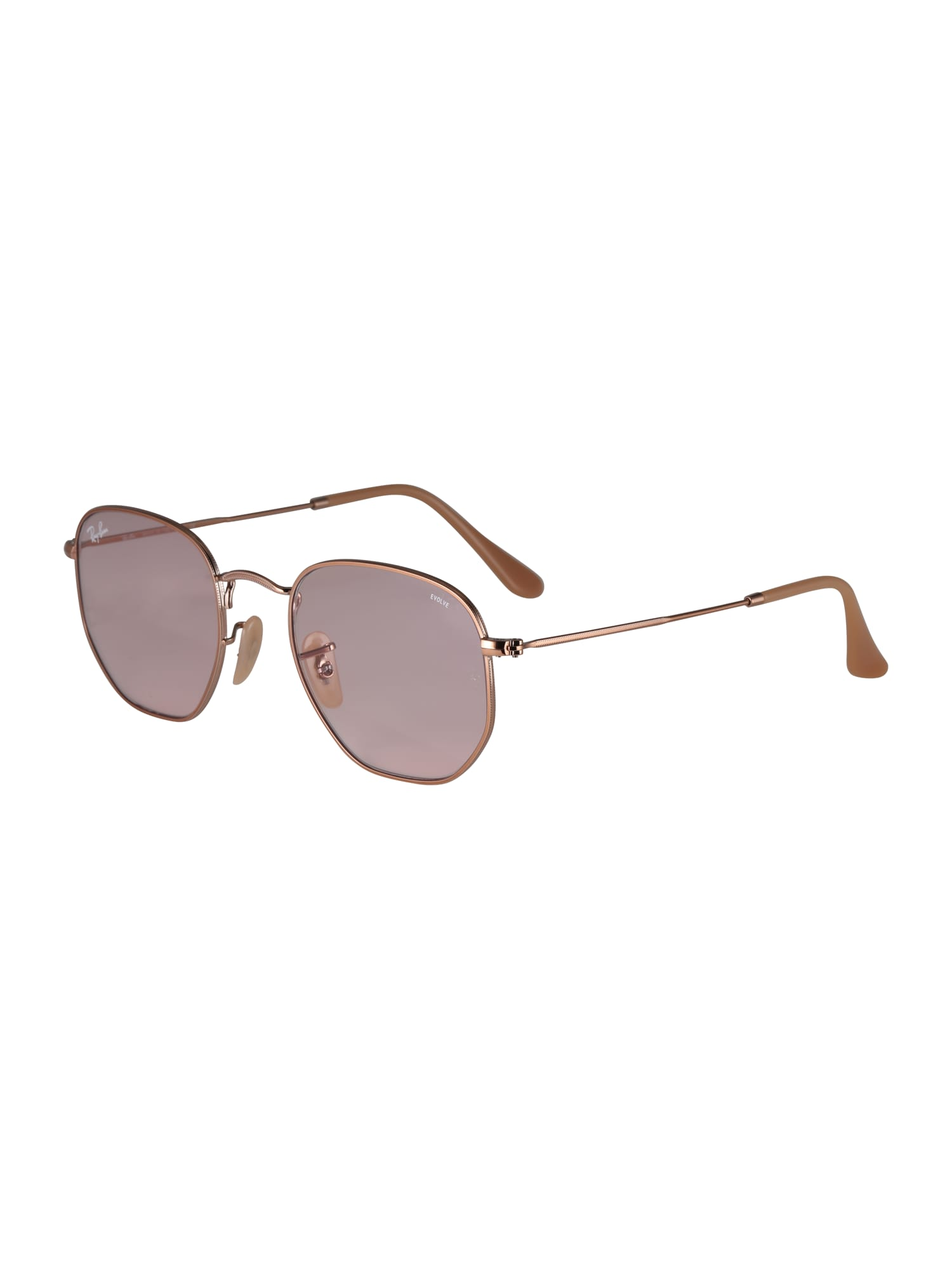 Sluneční brýle HEXAGONAL zlatá Ray-Ban