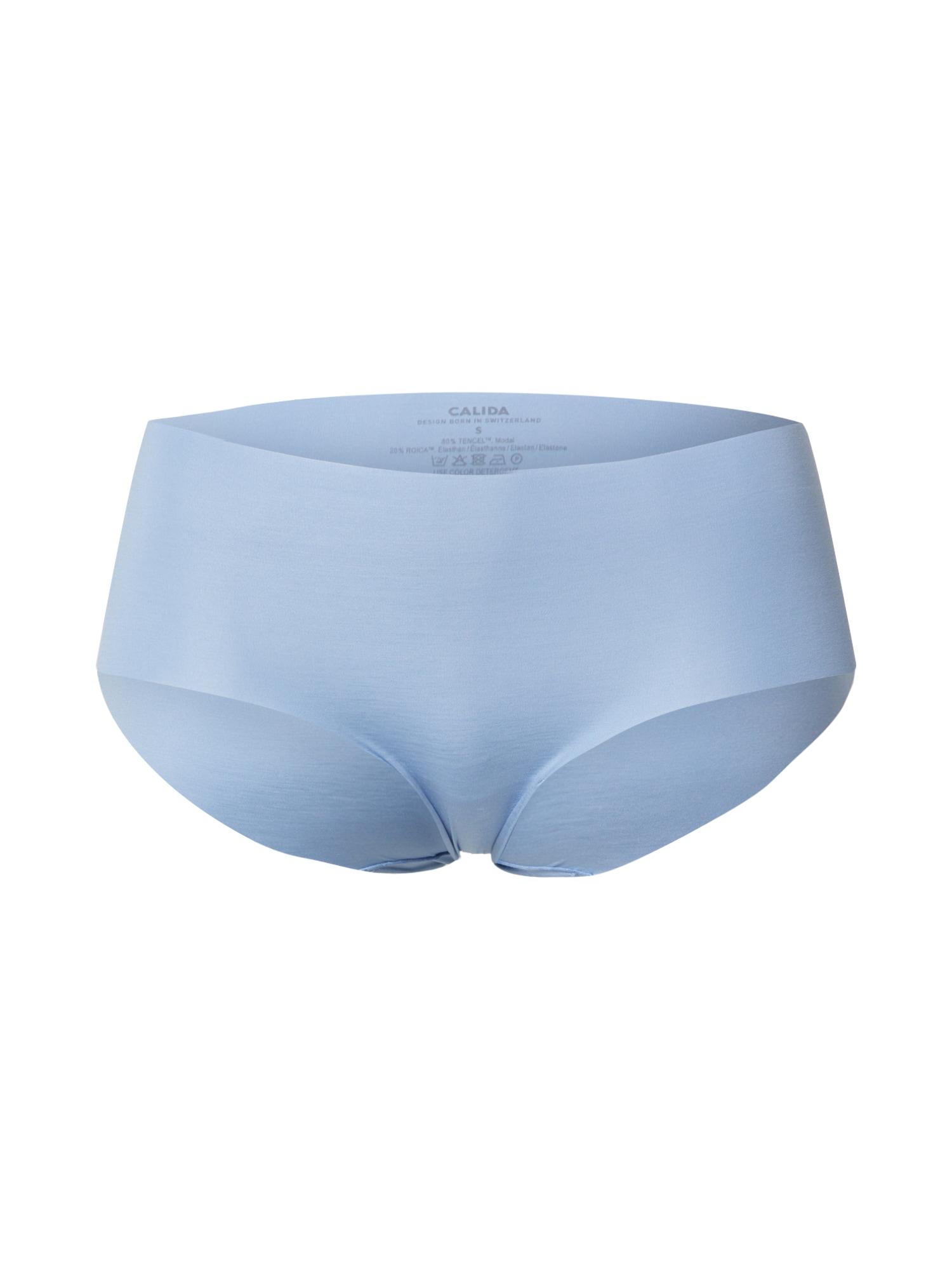 CALIDA Kalhotky  modrá