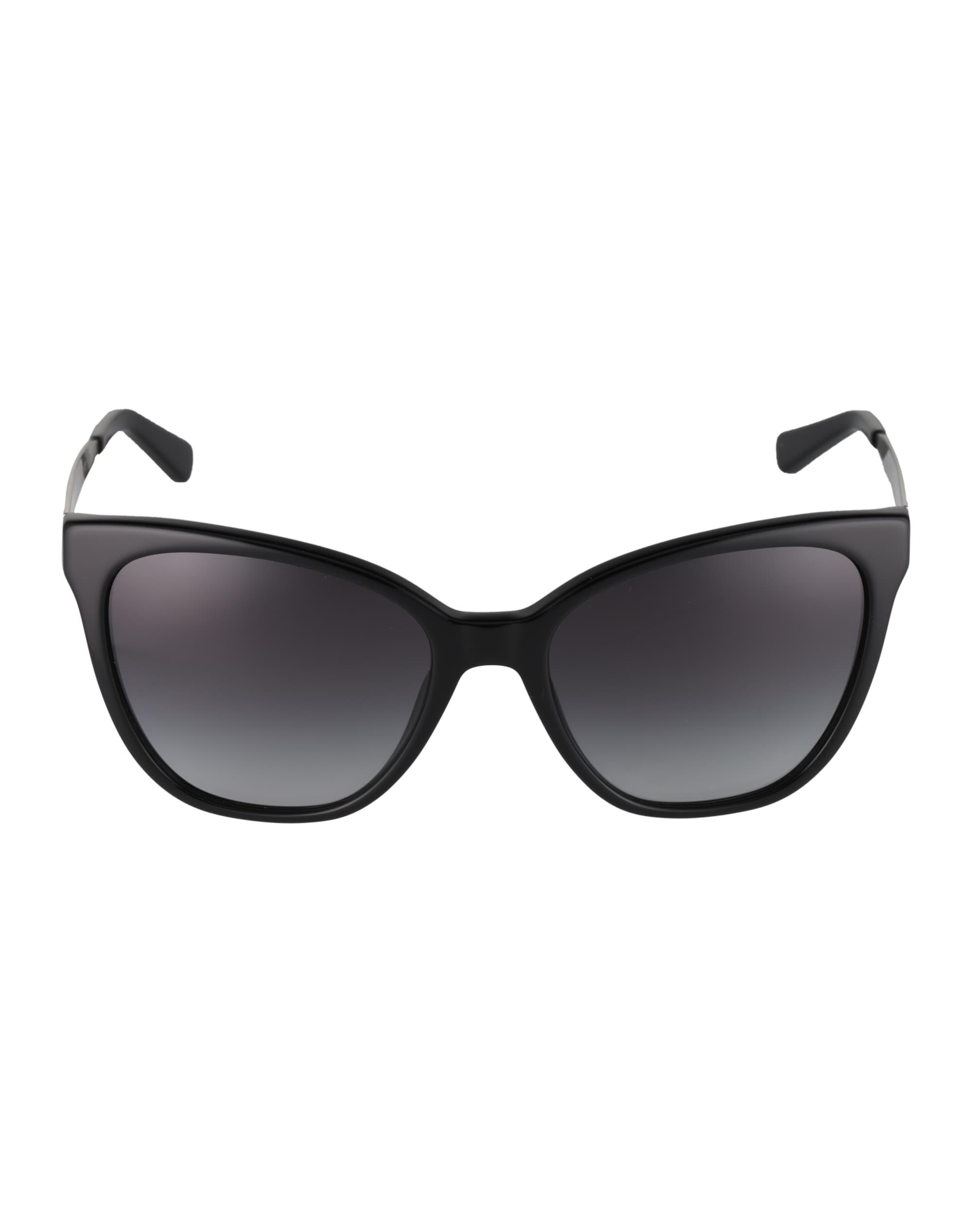 Michael Kors Okulary przeciwsłoneczne  szary / czarny