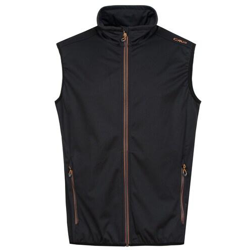 CMP F.lli Campagnolo Softshell-Weste Man Softshell Vest 3A62957