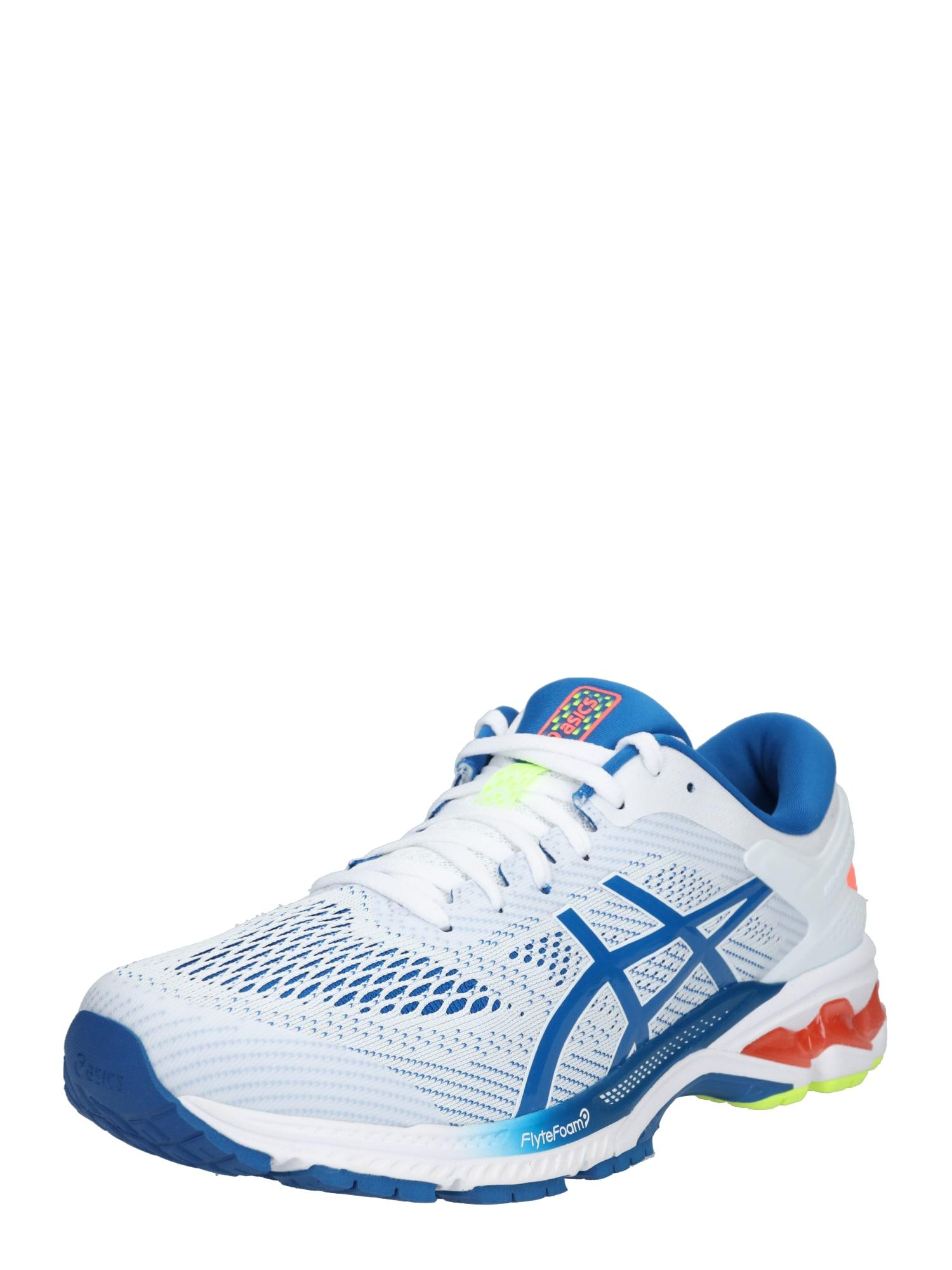 Běžecká obuv GEL-KAYANO 26 modrá bílá ASICS