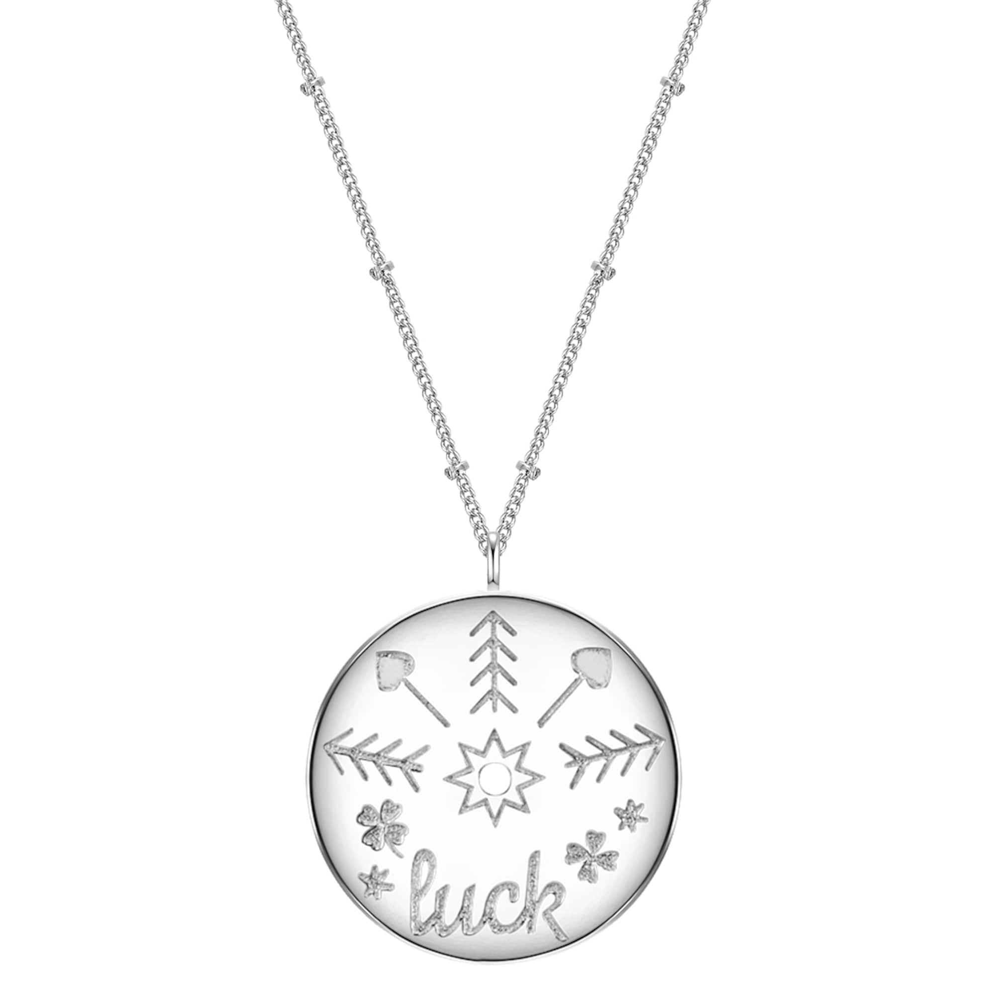 Halskette | Schmuck > Halsketten > Lange Ketten | Silber | Glanzstücke München