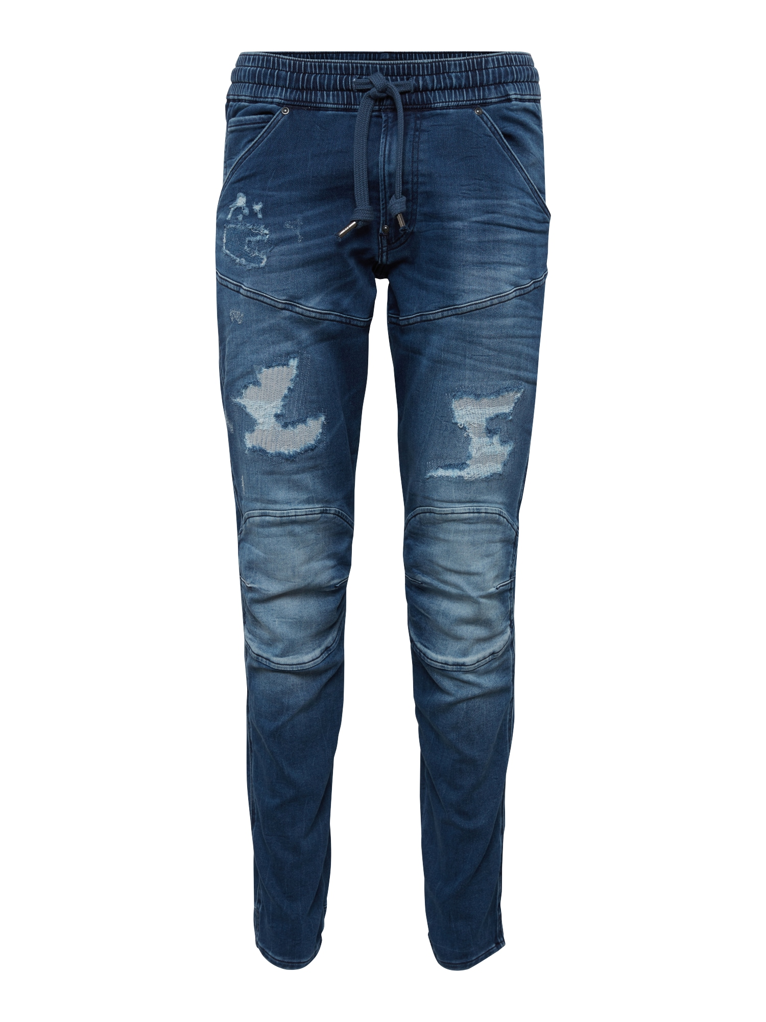 G-STAR RAW Heren Jeans 5620 3D Sport Tapered blue denim