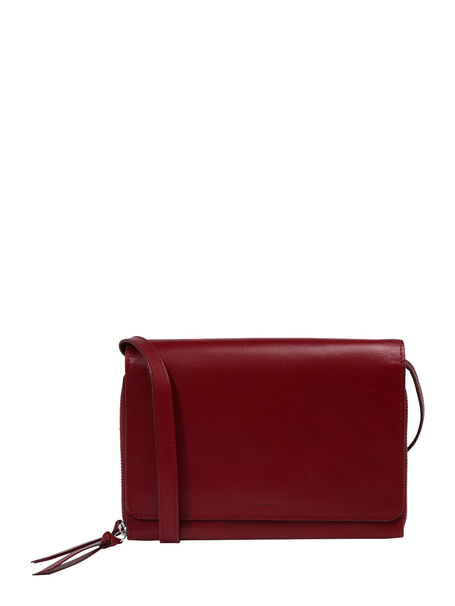Taška přes rameno Raf Evening Bag  vínově červená ROYAL REPUBLIQ