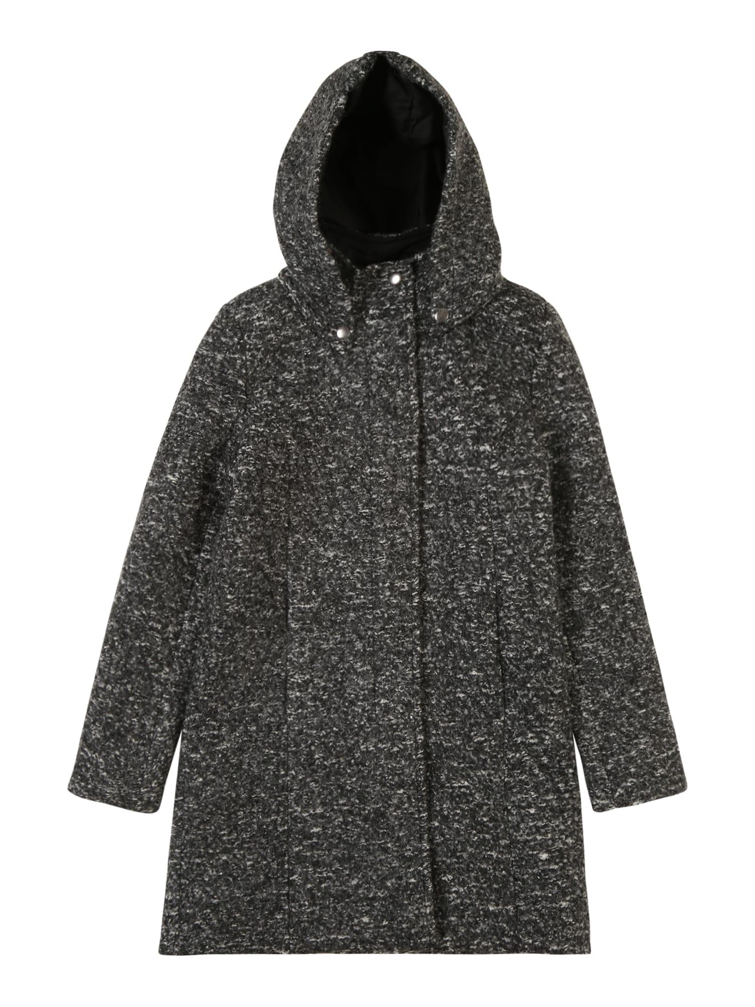 Kabát tmavě šedá KIDS ONLY