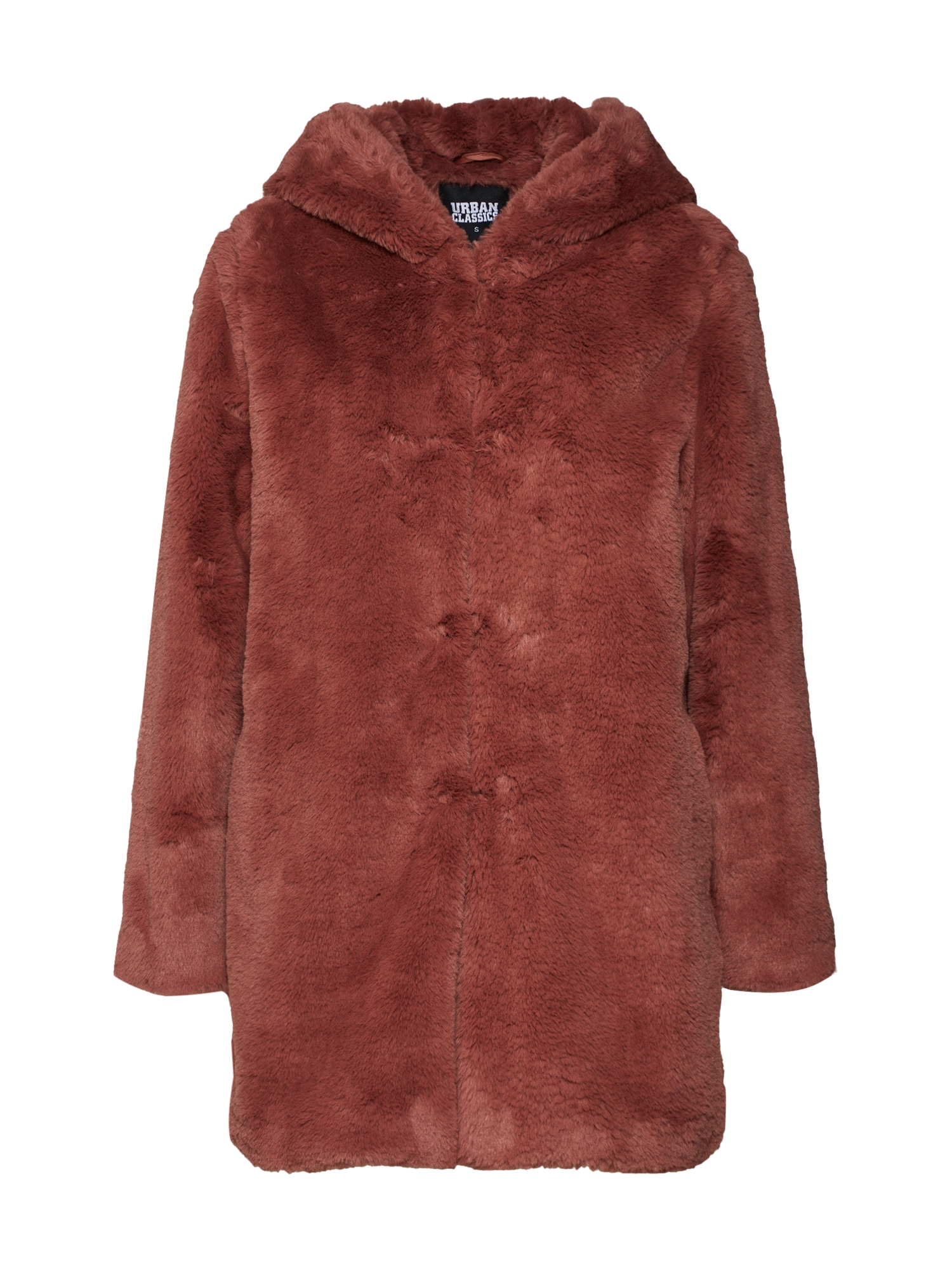 Přechodný kabát rosé Urban Classics