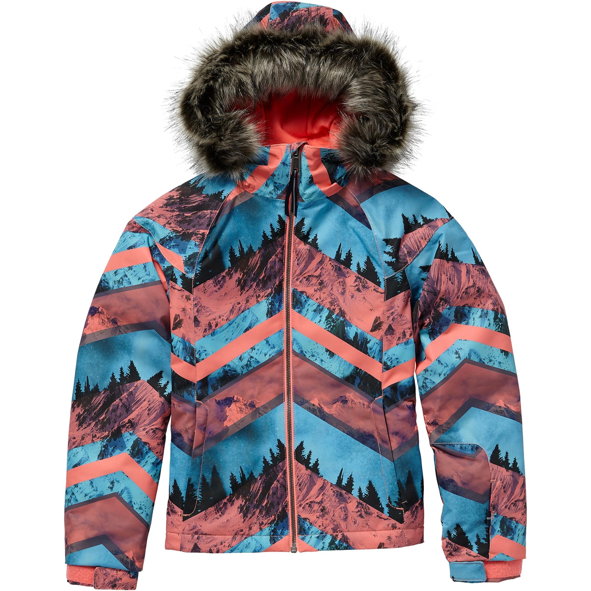 ONEILL Zimní bunda PG CURVE JACKET modrá korálová O'NEILL