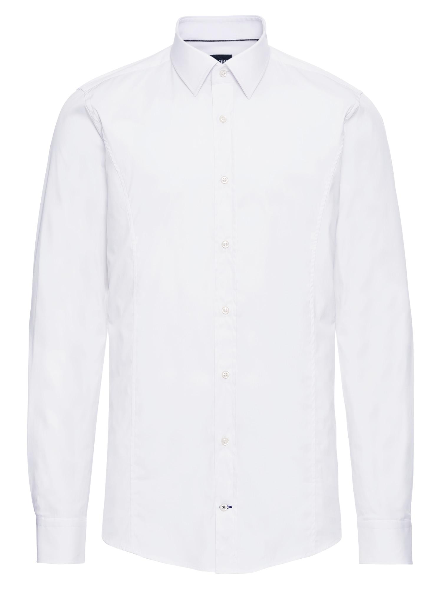 Společenská košile 17 JSH-11Victor 10000629 bílá JOOP!