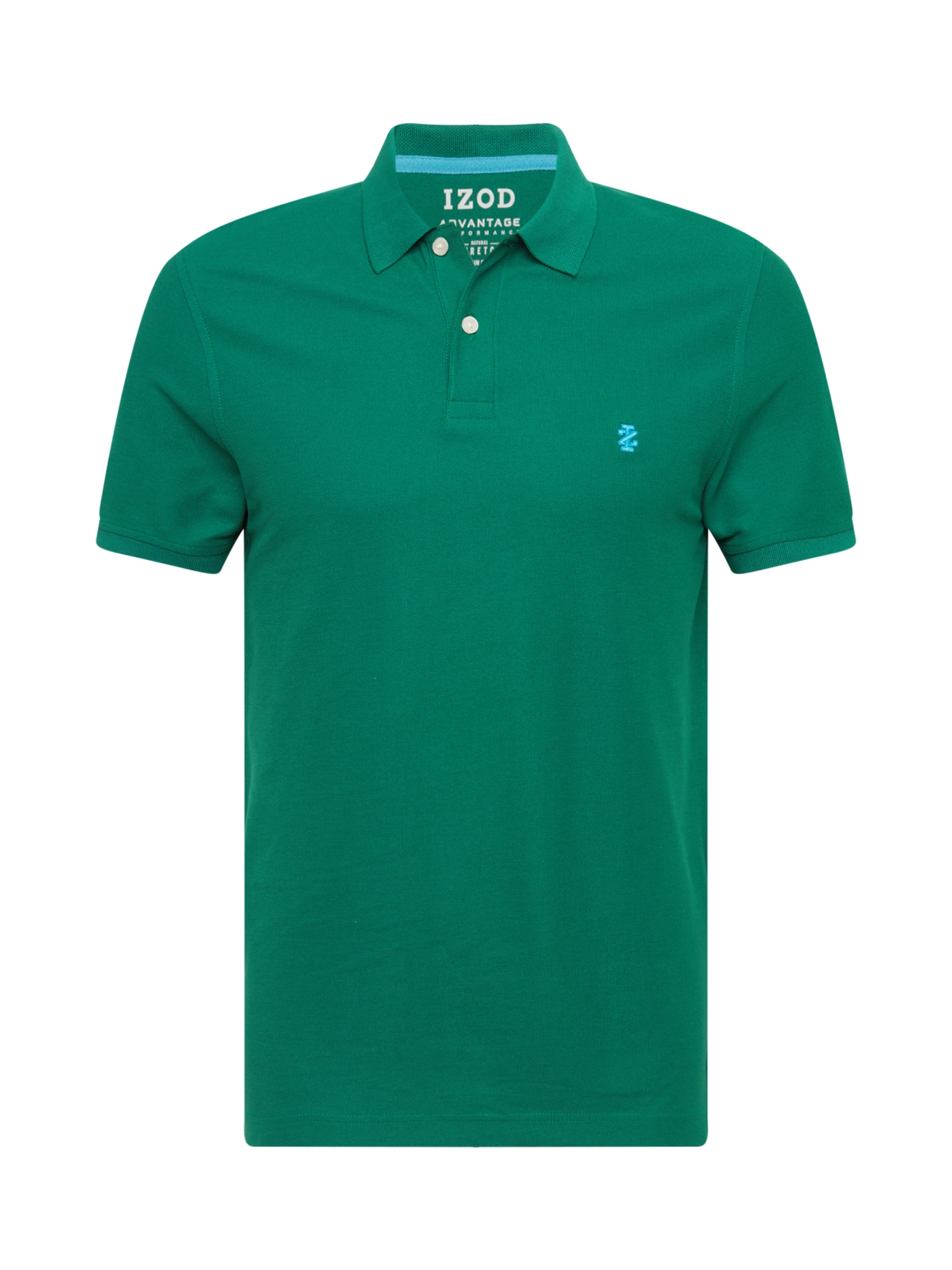 Tričko PERFORMANCE PIQUE zelená IZOD