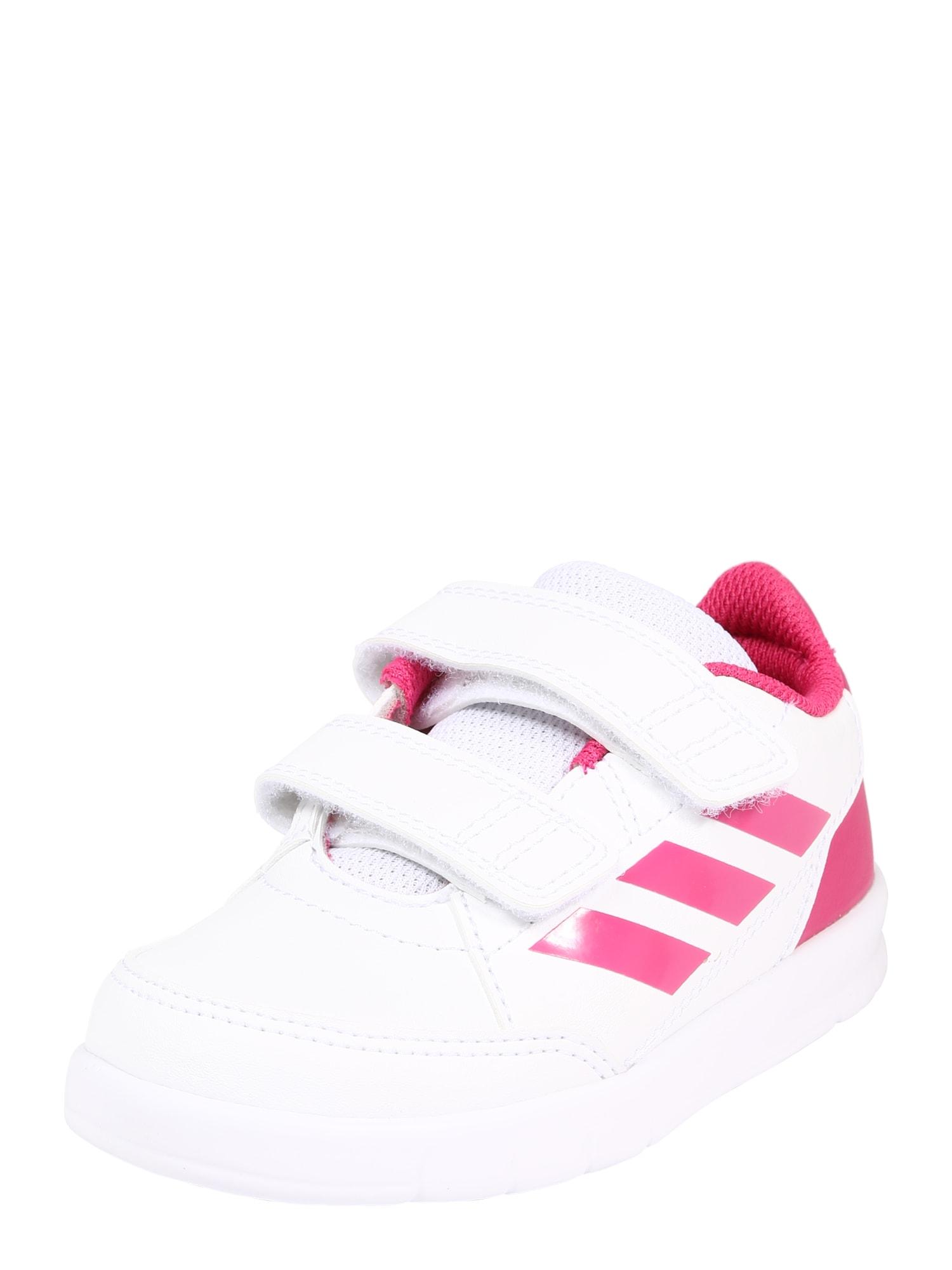Sportovní boty AltaSport CF I pink bílá ADIDAS PERFORMANCE