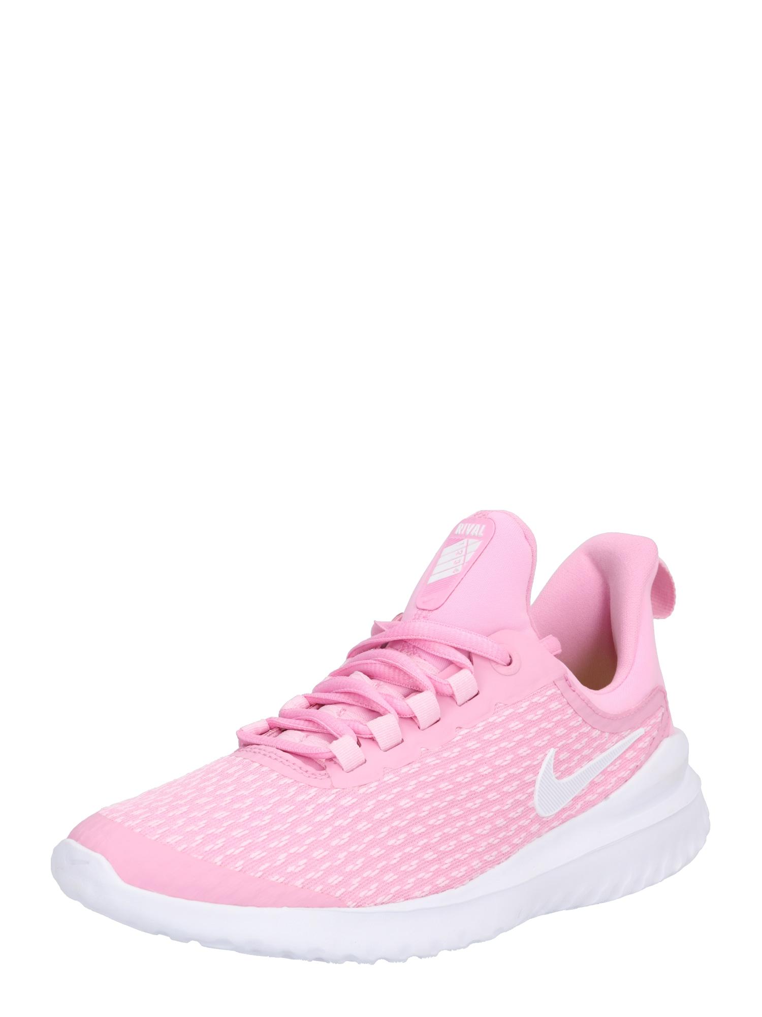 Sportovní boty Lunar Hayward růžová bílá NIKE