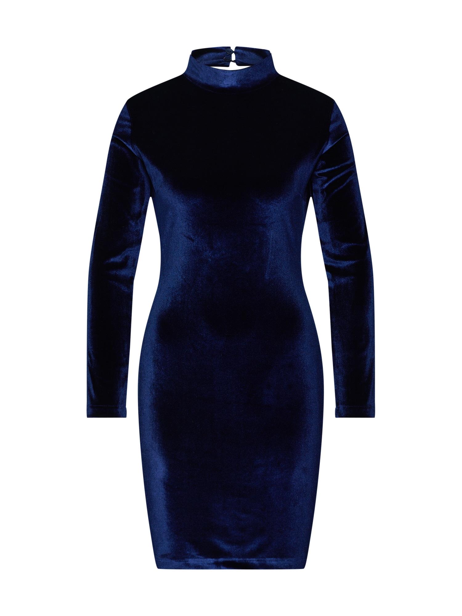Koktejlové šaty Alexa tmavě modrá LeGer By Lena Gercke