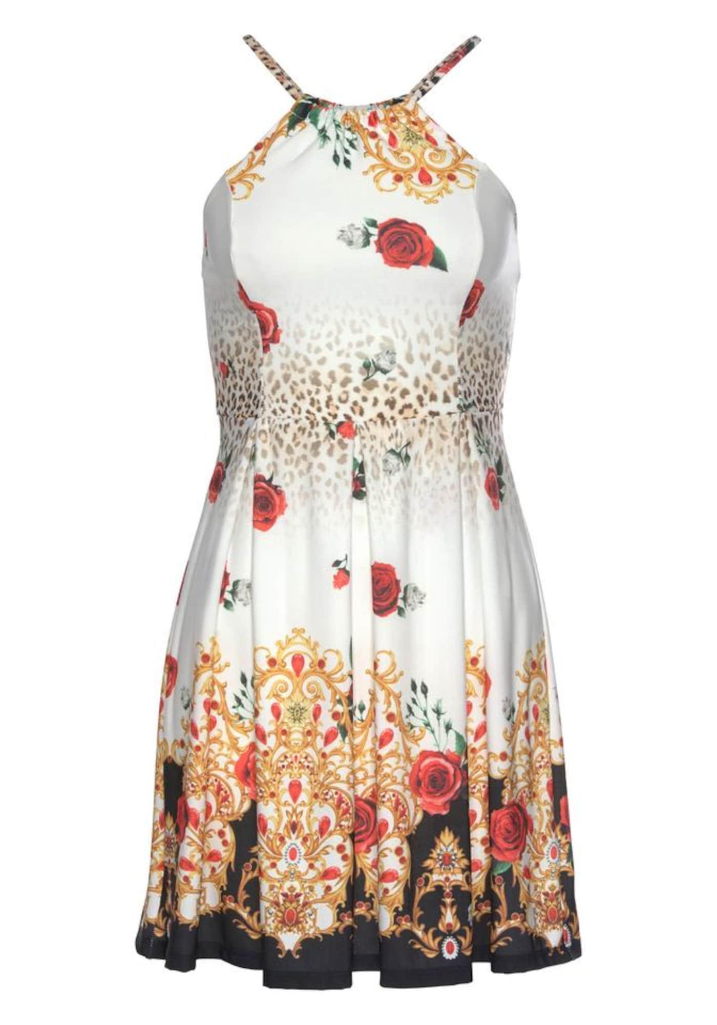 Sommerkleid   Bekleidung > Kleider > Sommerkleider   Weiß   MELROSE