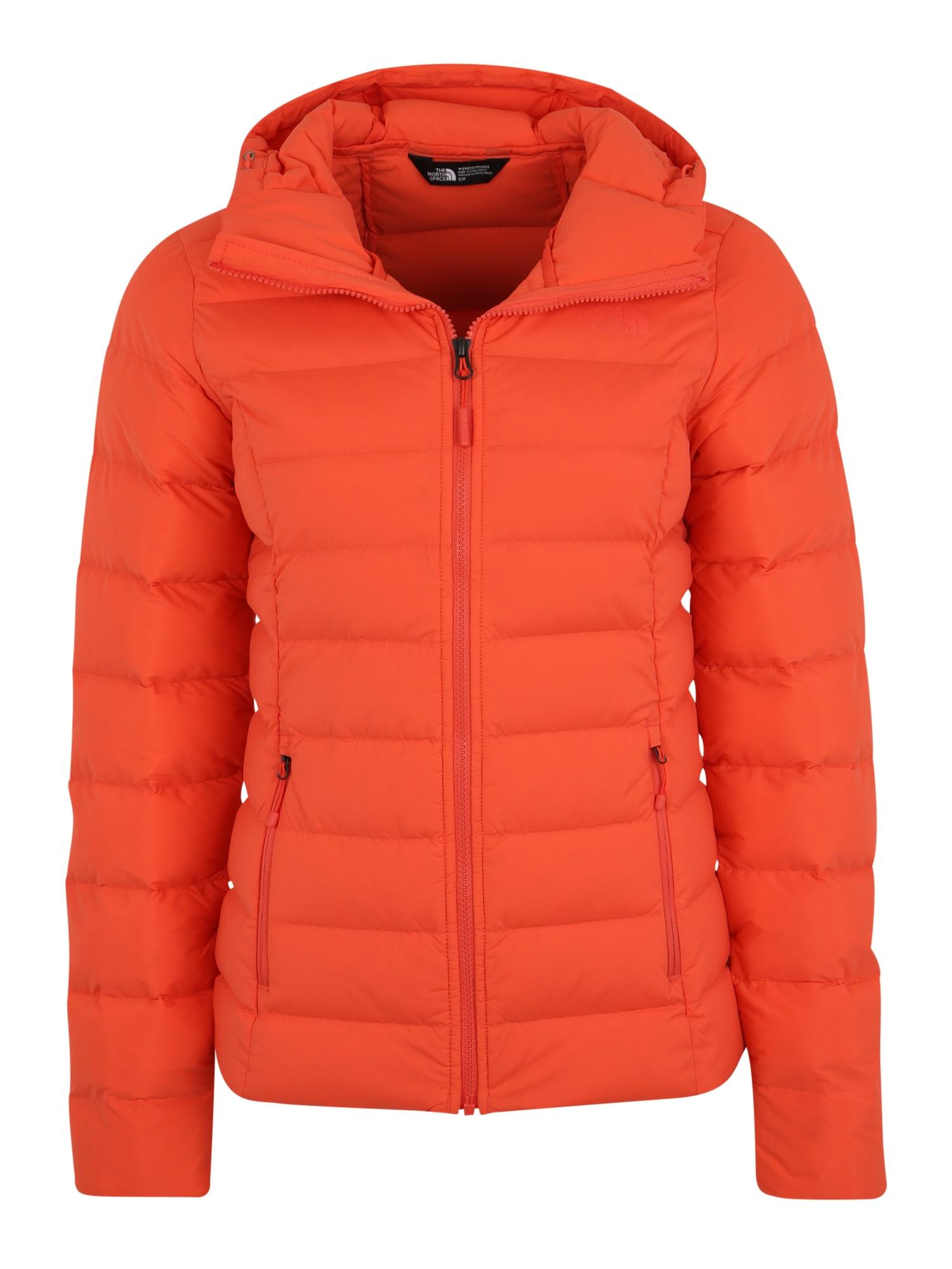 Outdoorová bunda oranžová THE NORTH FACE