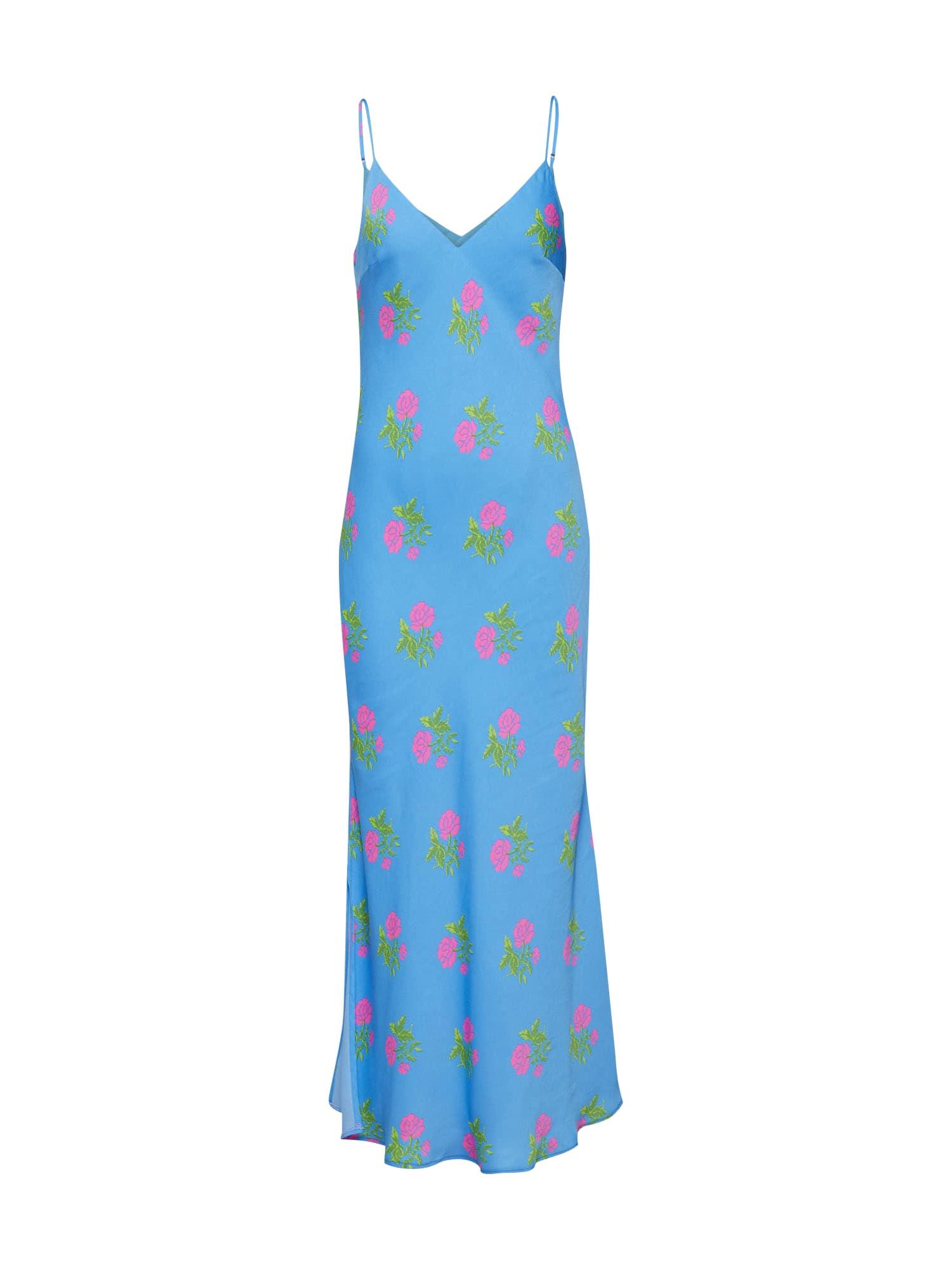 Letní šaty Serenity modrá Essentiel Antwerp