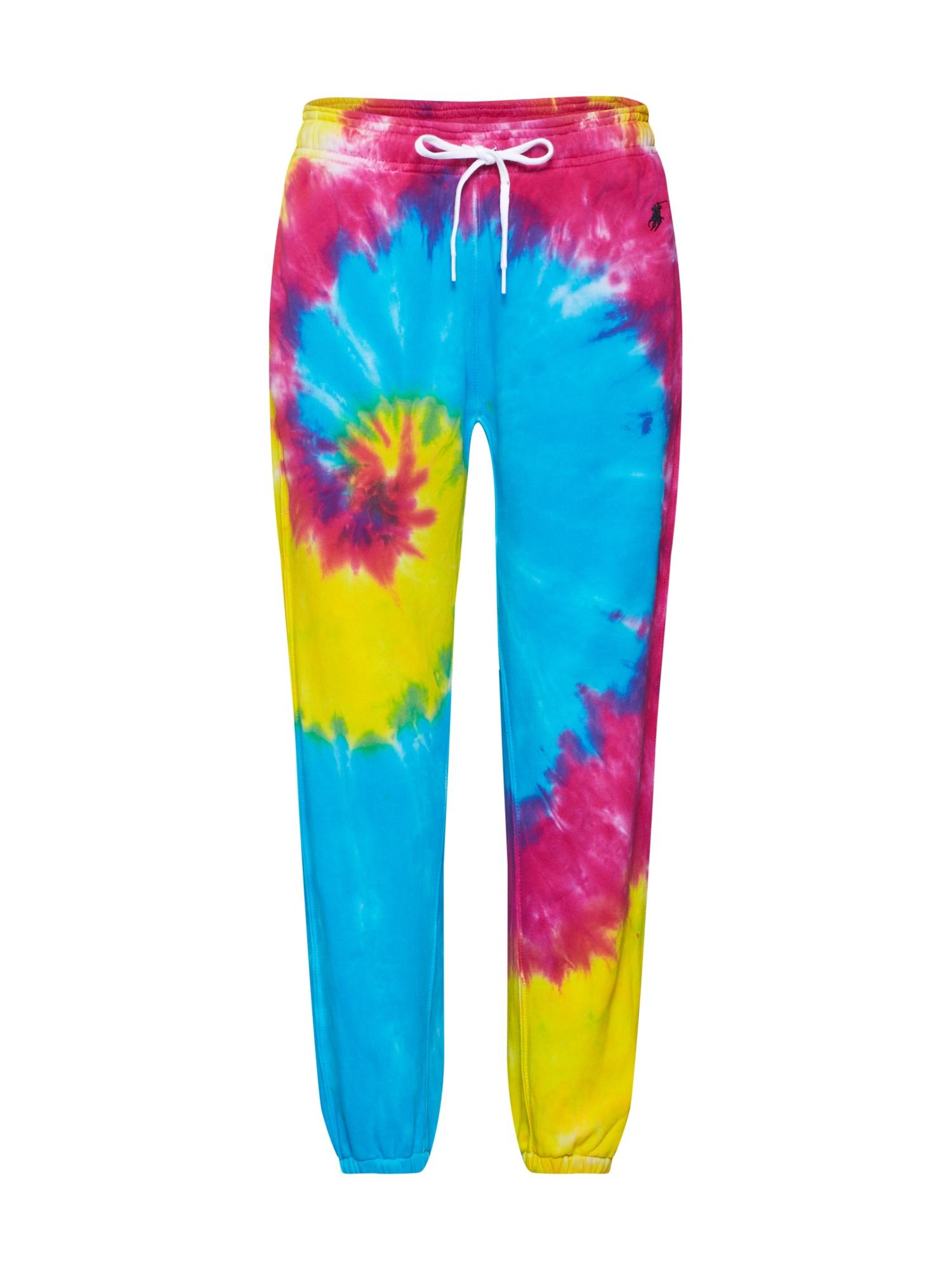 Kalhoty PO PANT-STRAIGHT-PANT mix barev POLO RALPH LAUREN