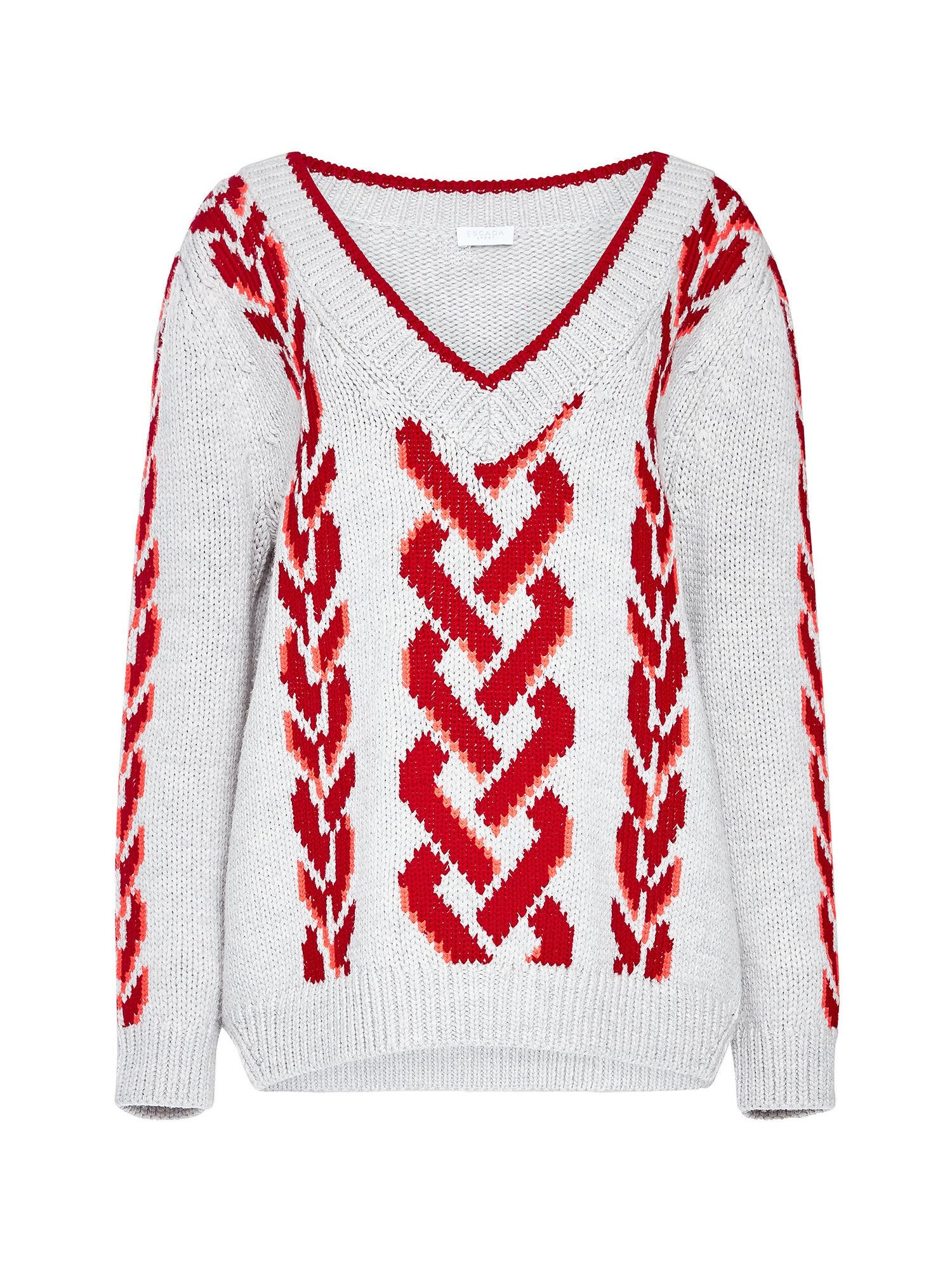 Pullover ' Sophos ' | Bekleidung > Pullover > Sonstige Pullover | Rot | ESCADA SPORT