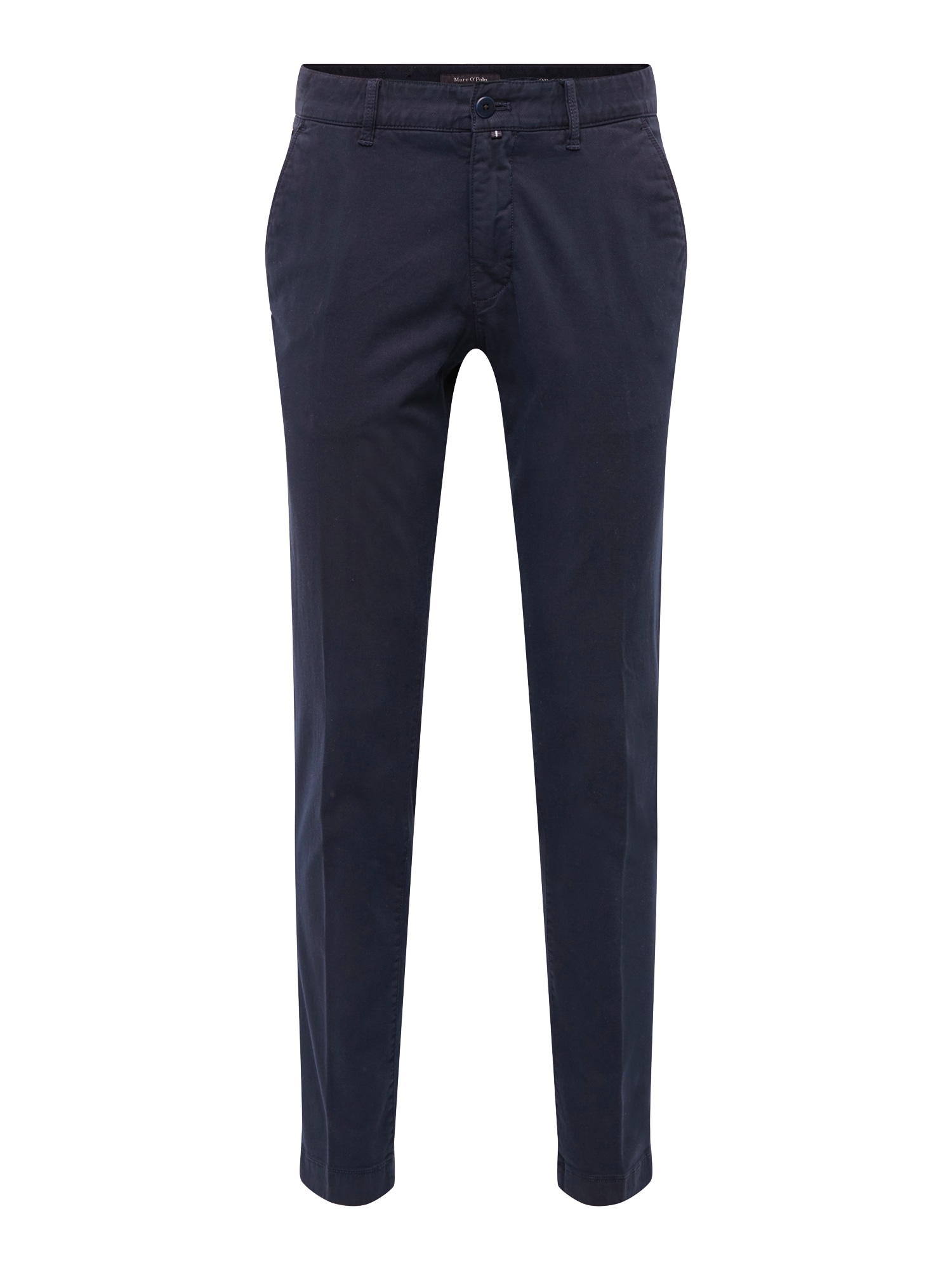 Marc OPolo Chino kalhoty WOVEN PANTS tmavě modrá Marc O'Polo