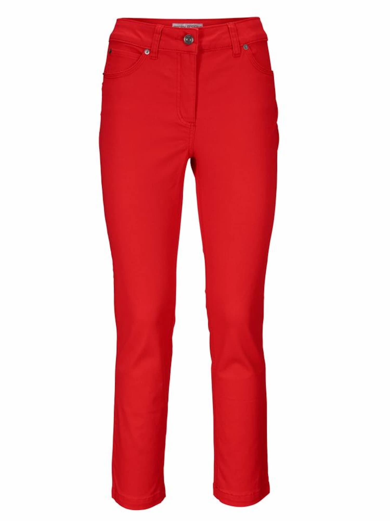 7/8-Jeans | Bekleidung > Jeans > 7/8-Jeans | Koralle | heine