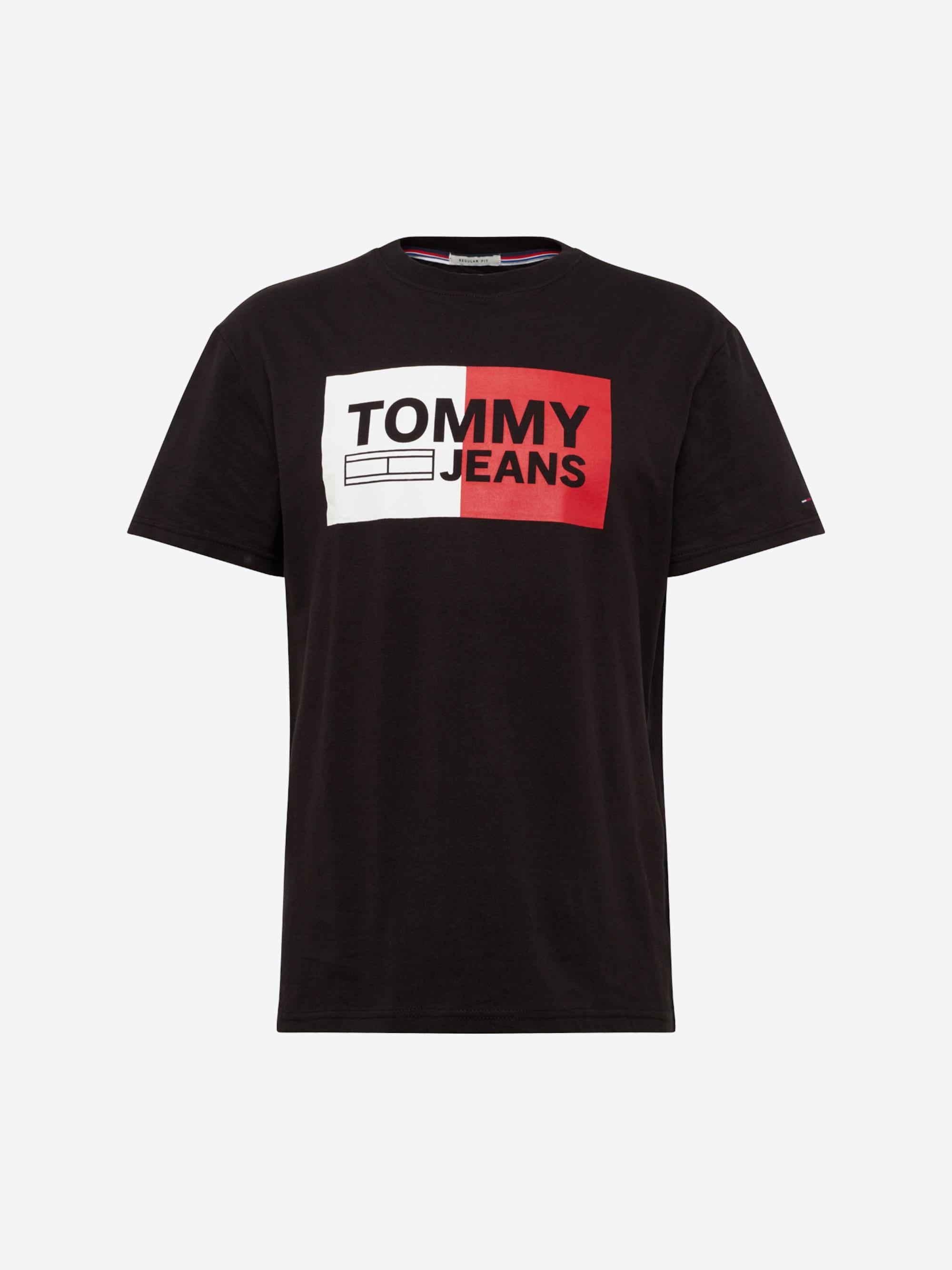 Shirt 'TJM ESSENTIAL SPLIT BOX TEE'