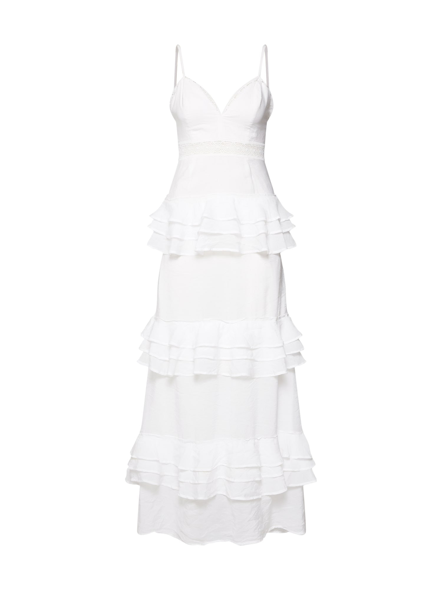Letní šaty Ariel bílá By Malina