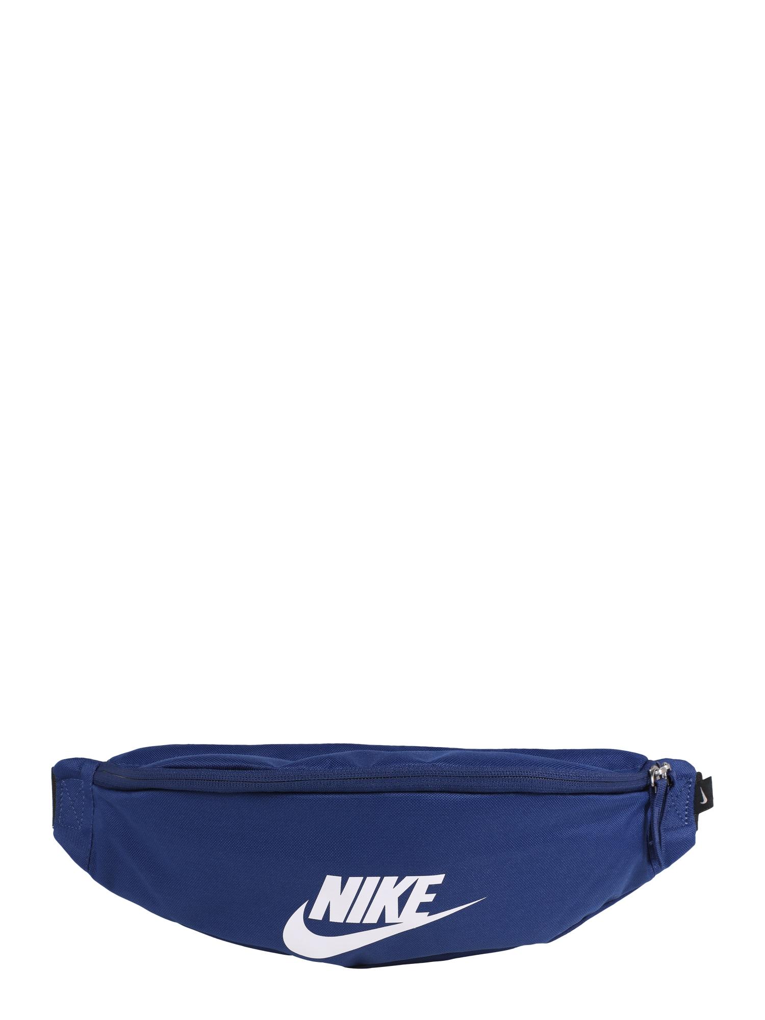 Ledvinka Heritage modrá Nike Sportswear