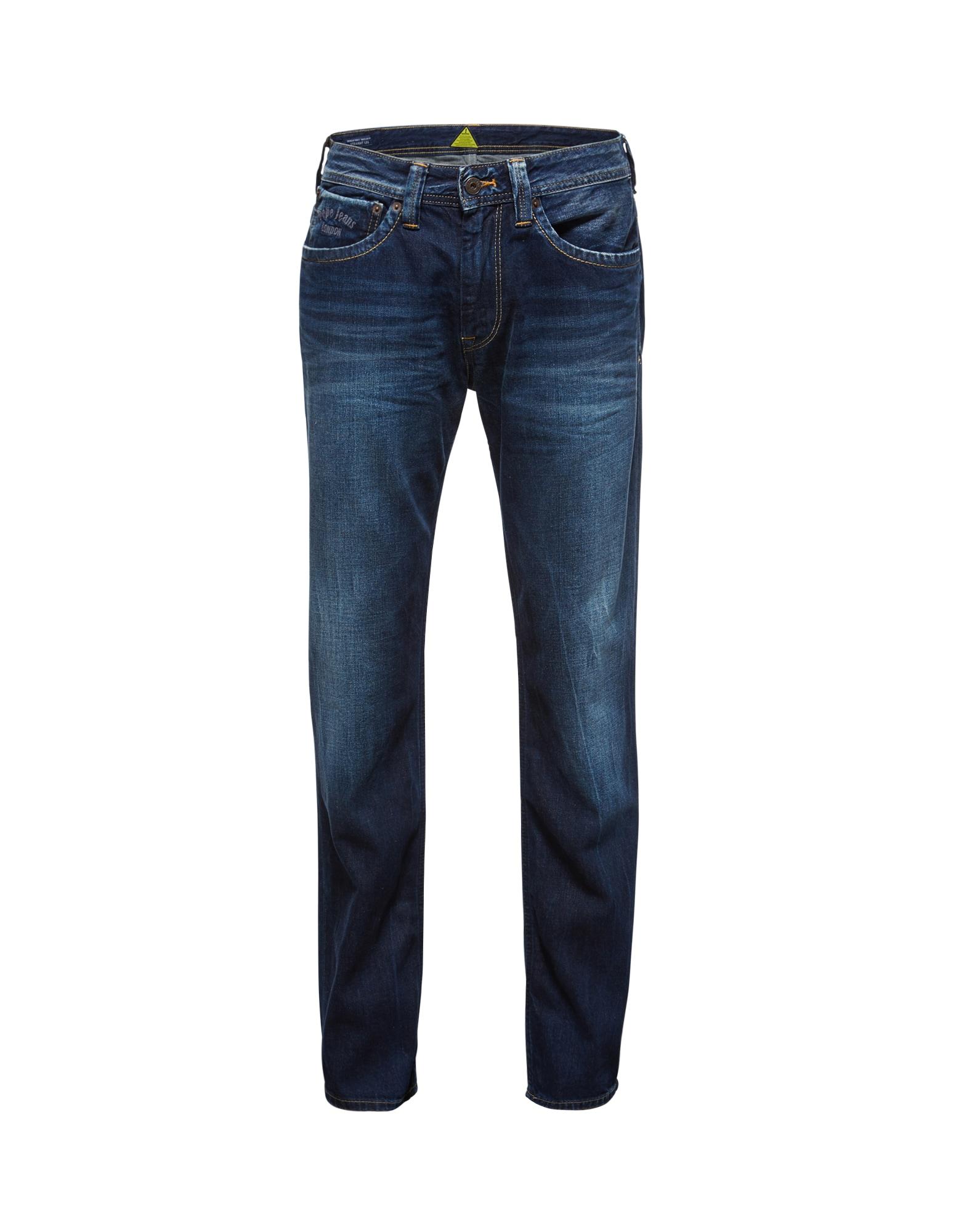 Pepe Jeans Heren Jeans blauw denim
