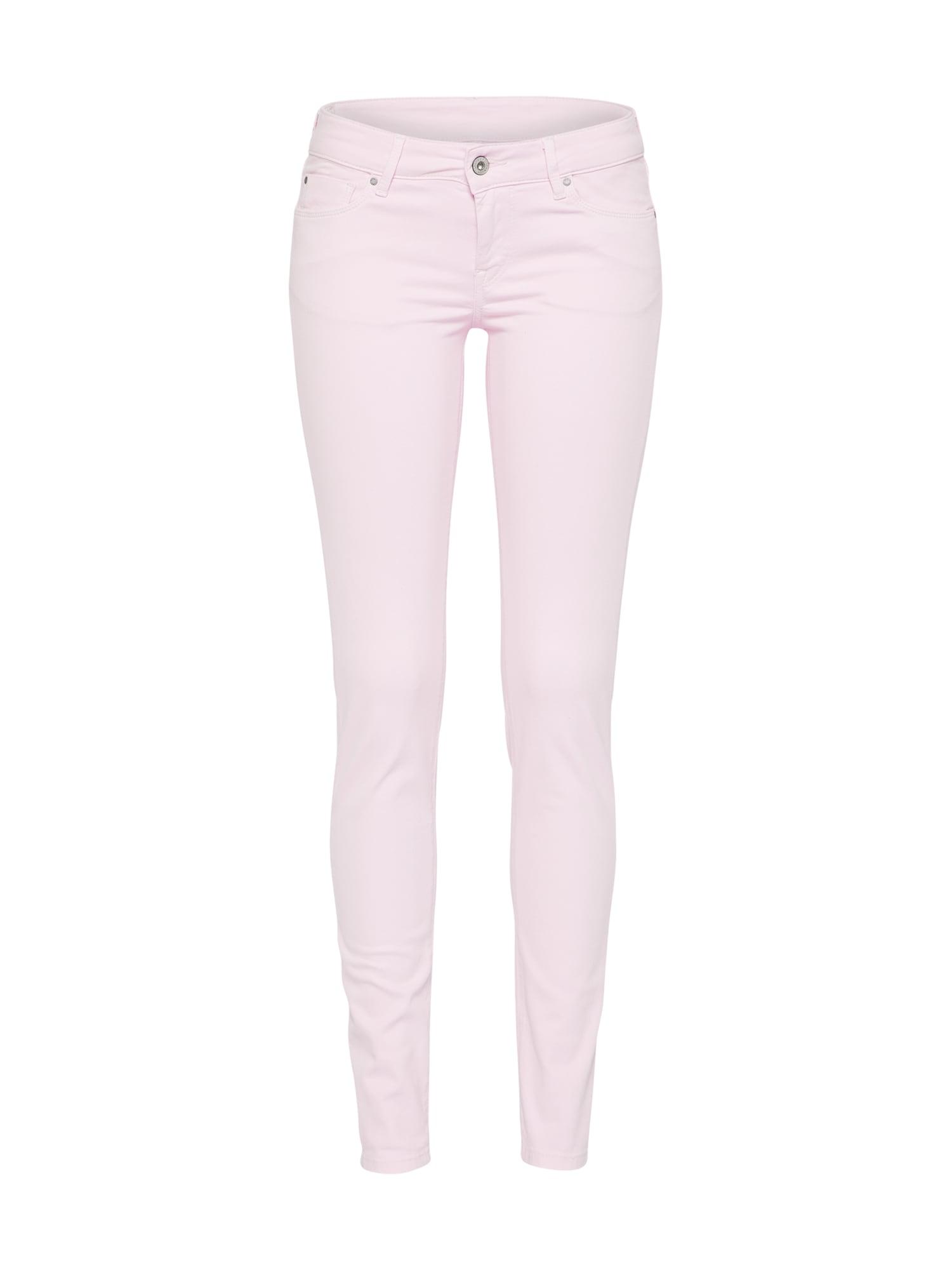 Pepe Jeans Dames Broek Soho rosa