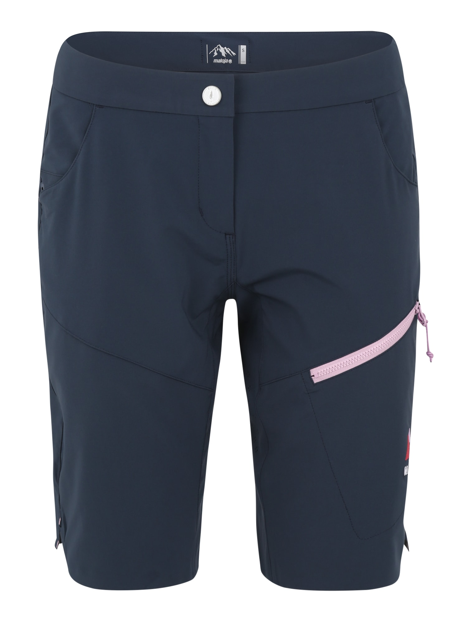 Sportovní kalhoty RoschiaM. tmavě modrá Maloja