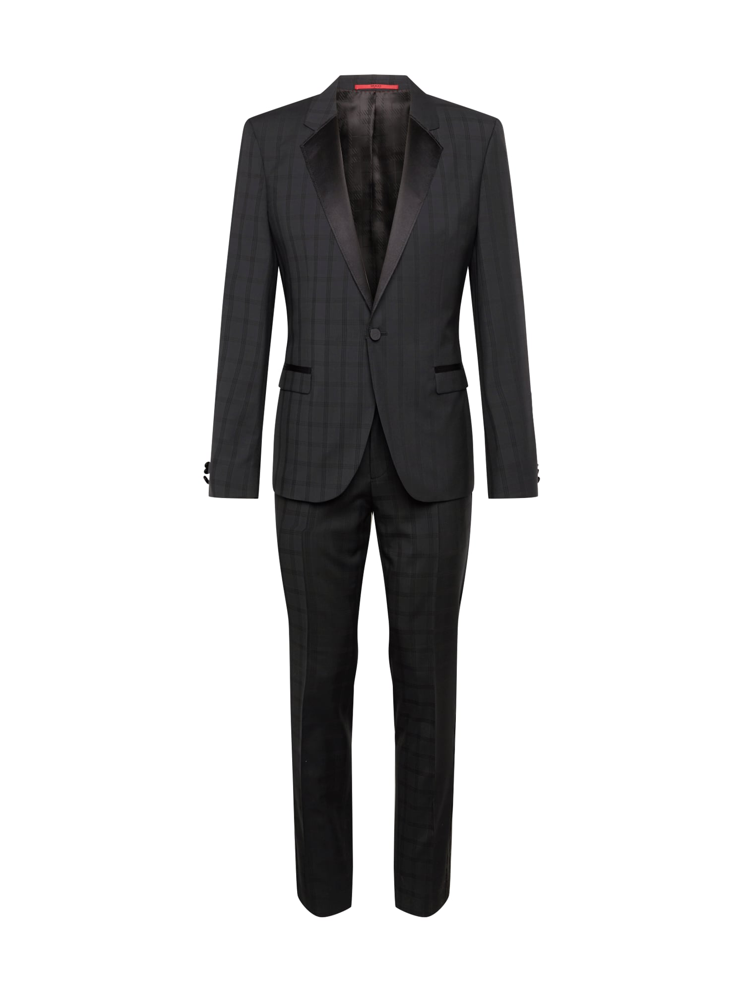 Oblek černá HUGO