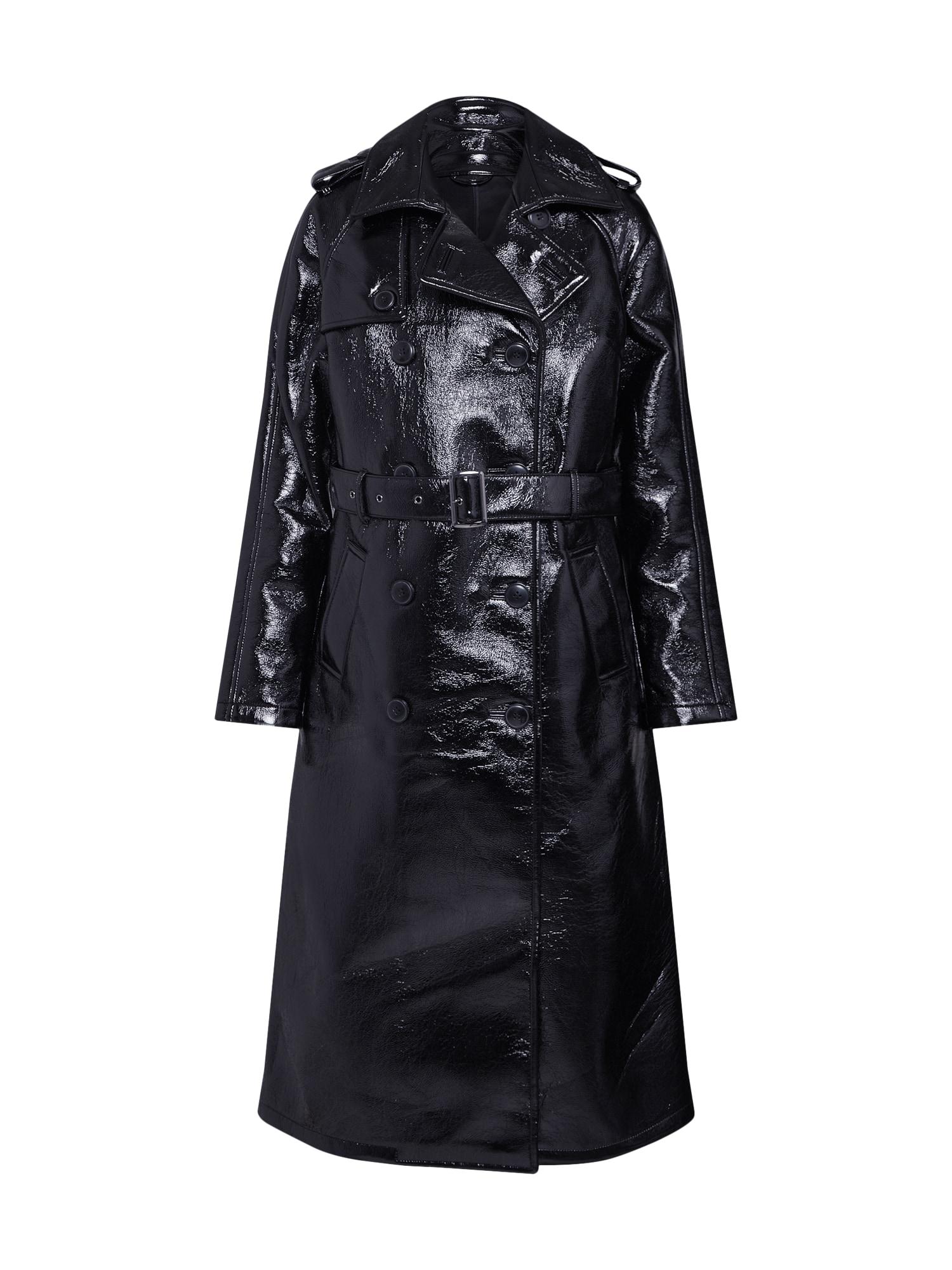 Přechodný kabát 2ND Zazel černá 2ND DAY