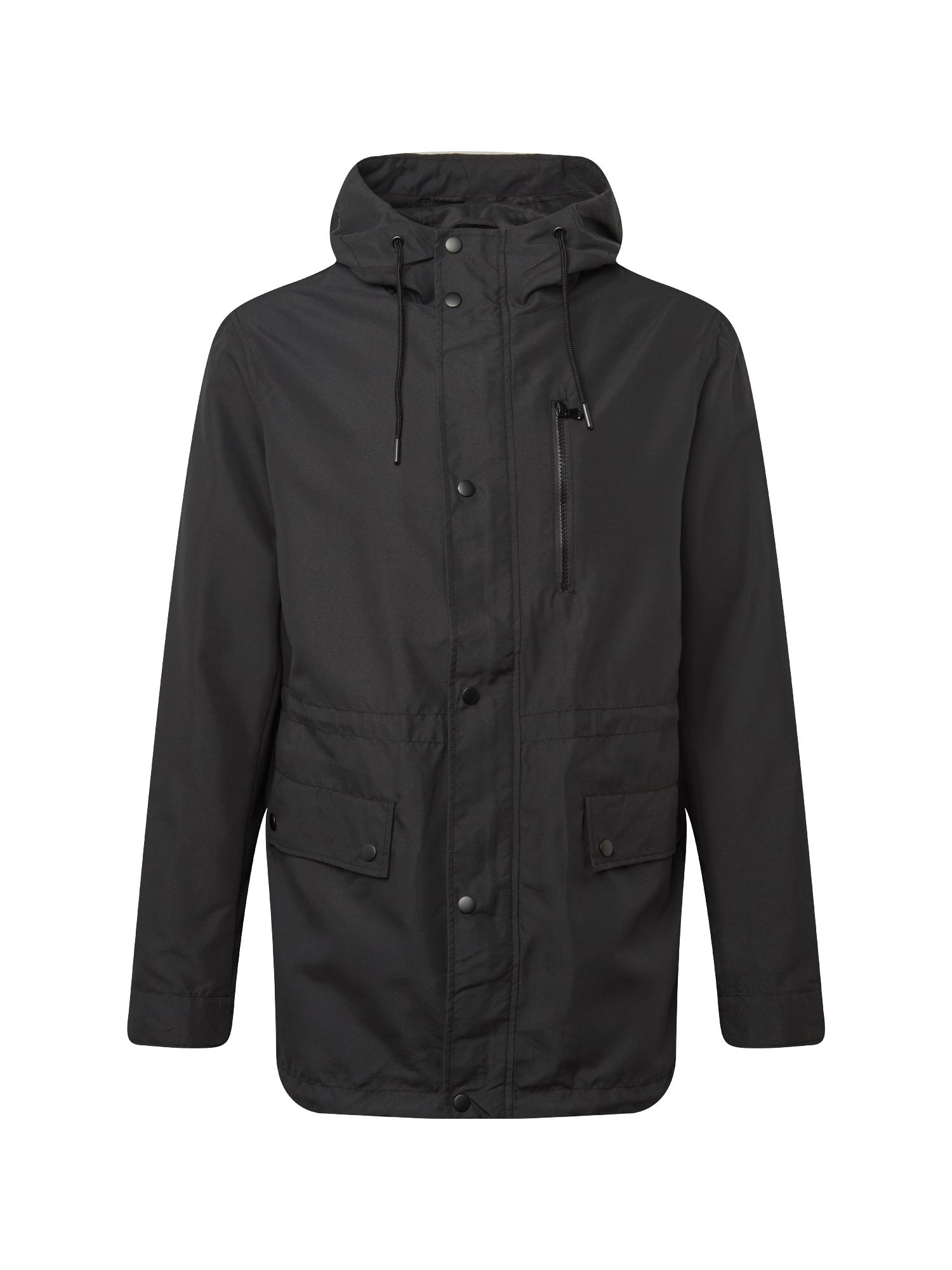 Přechodná bunda černá YOURTURN